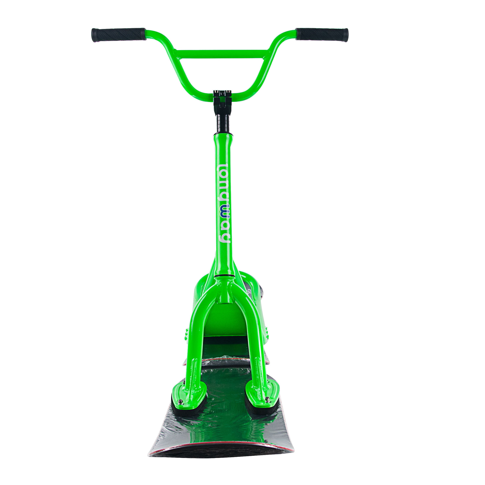 Longway Sports Snowscoot Suilbikes green 5