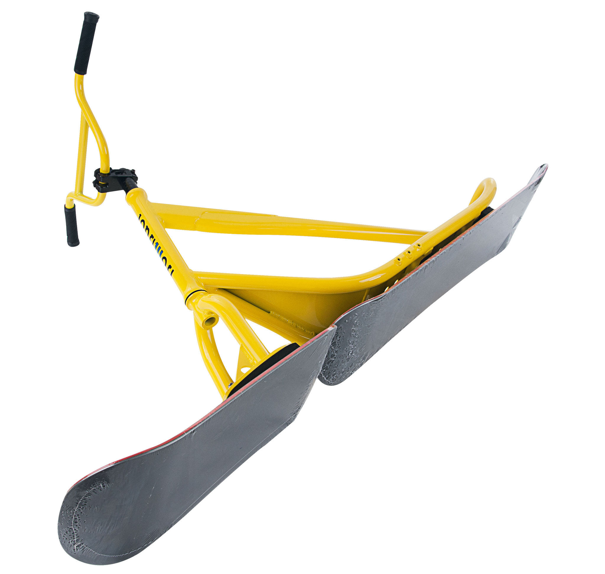 Longway Sports Snowscoot Suilbikes yellow 4