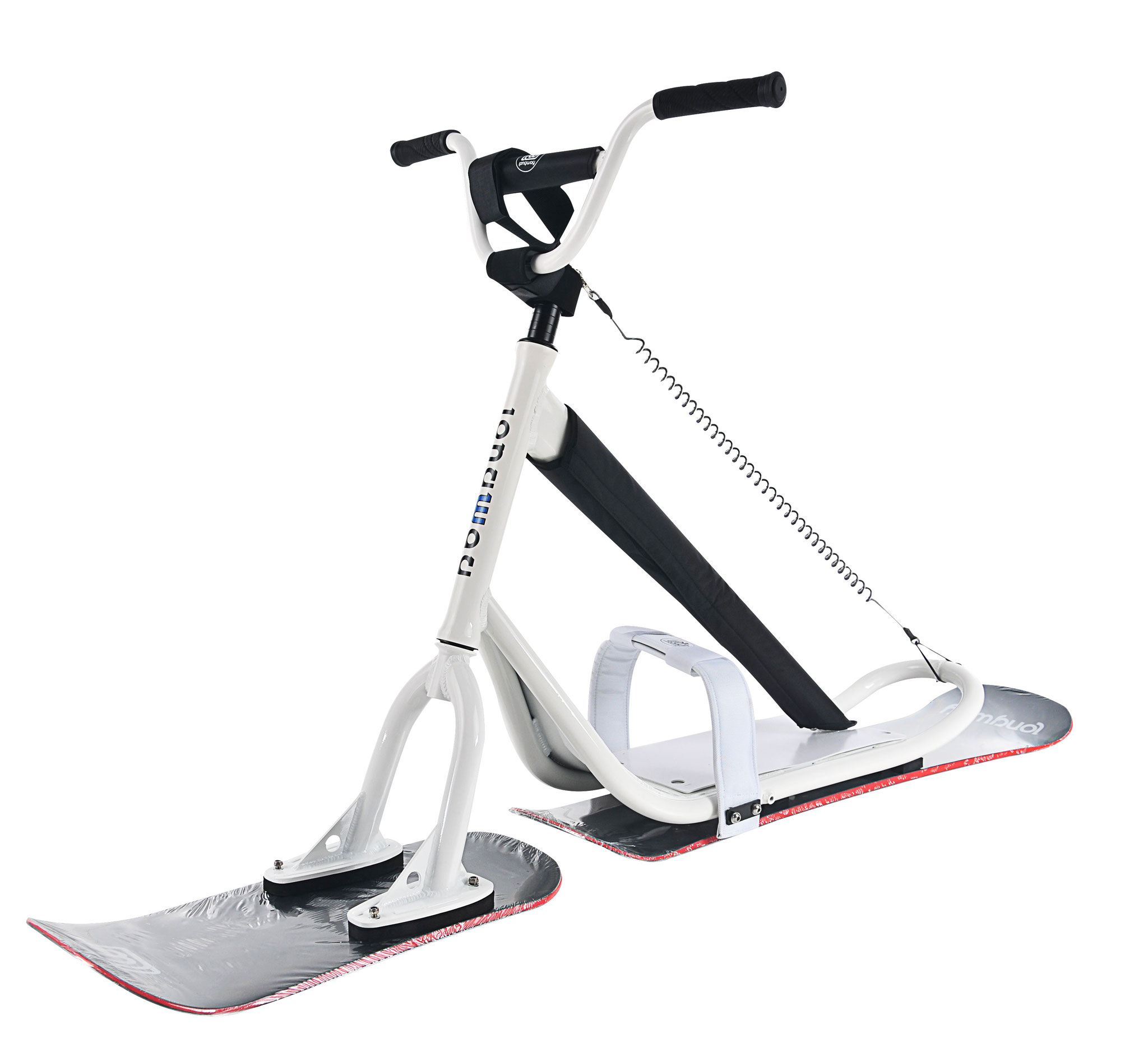 Longway Sports Snowscoot Suilbikes white 1