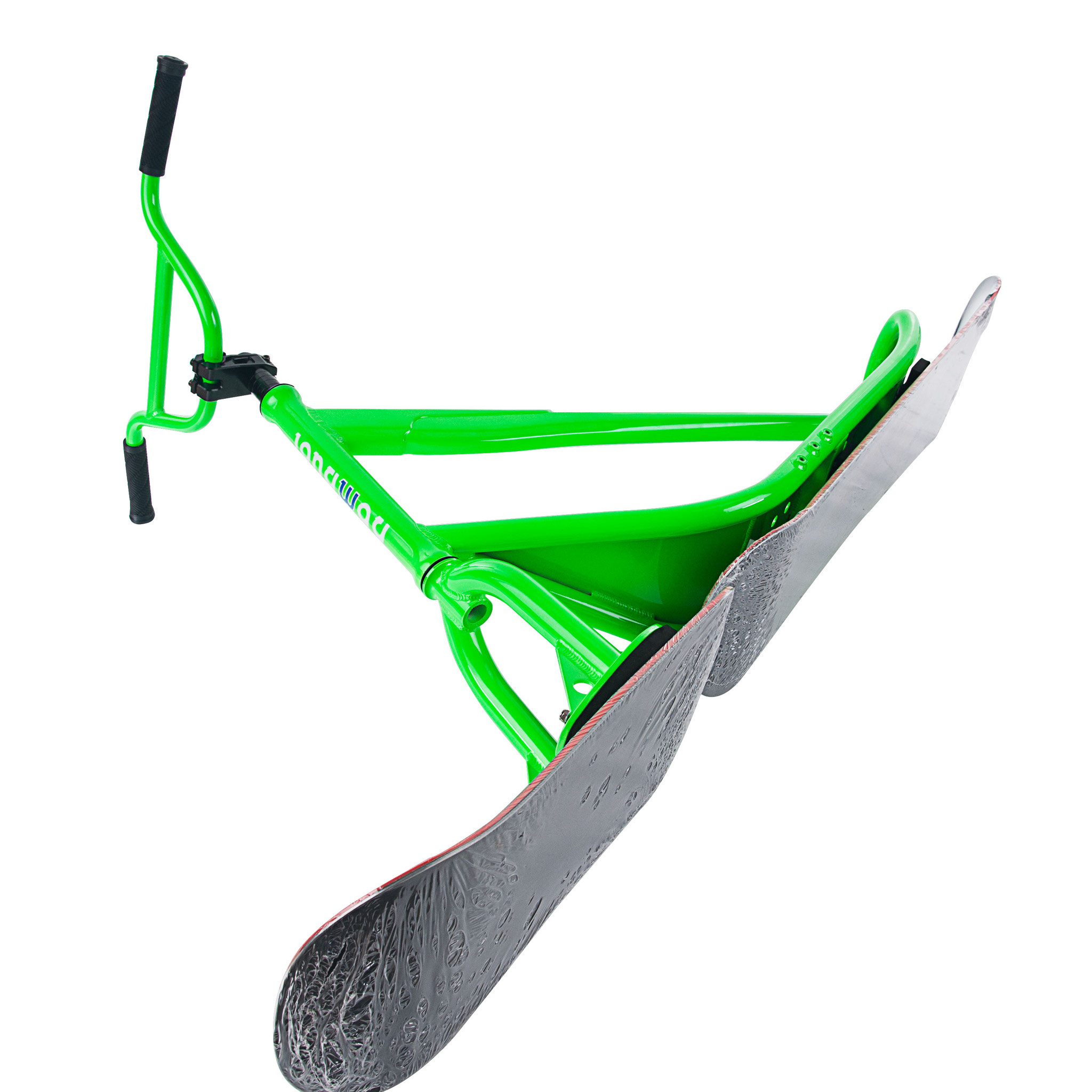 Longway Sports Snowscoot Suilbikes green 6