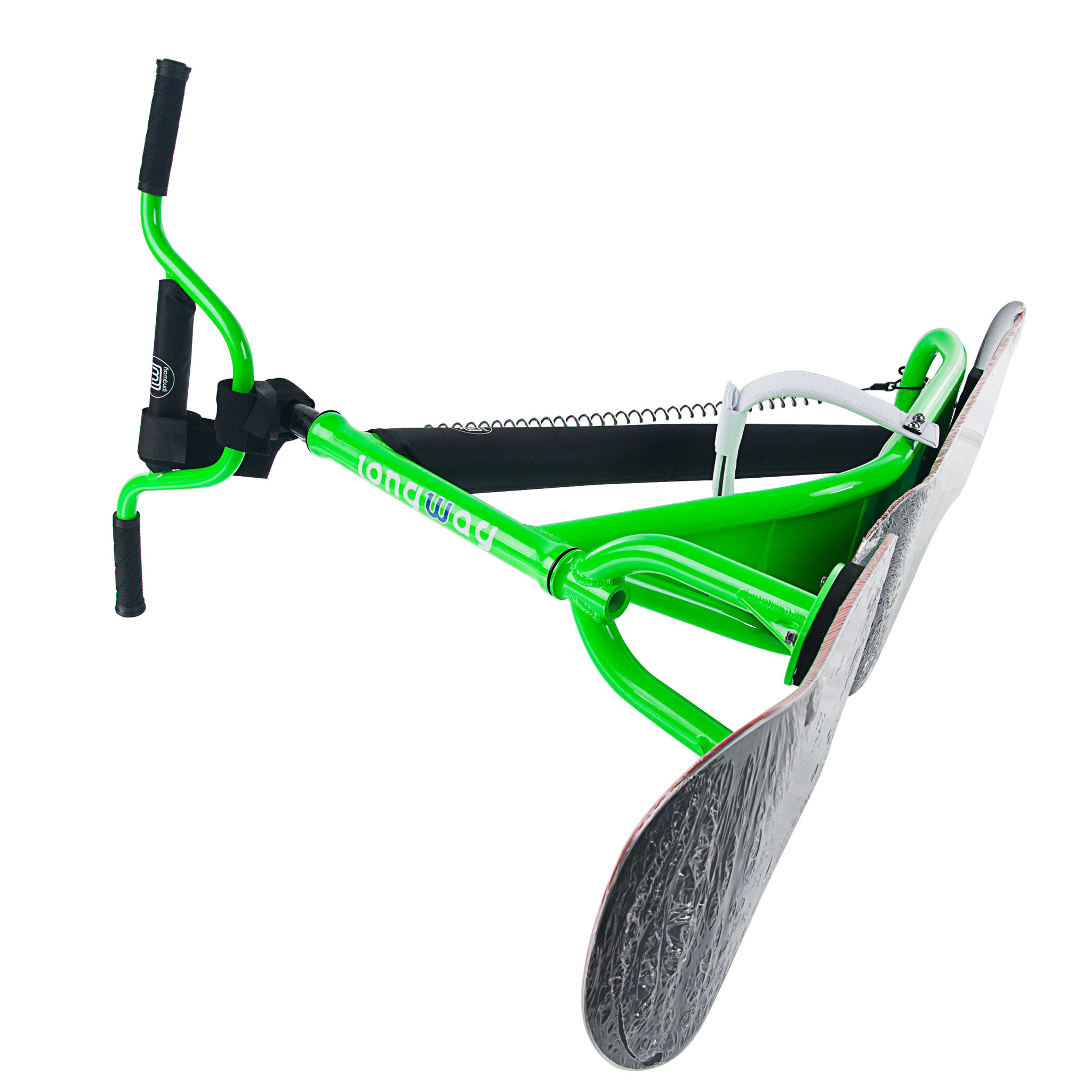 Longway Sports Snowscoot Suilbikes green 4