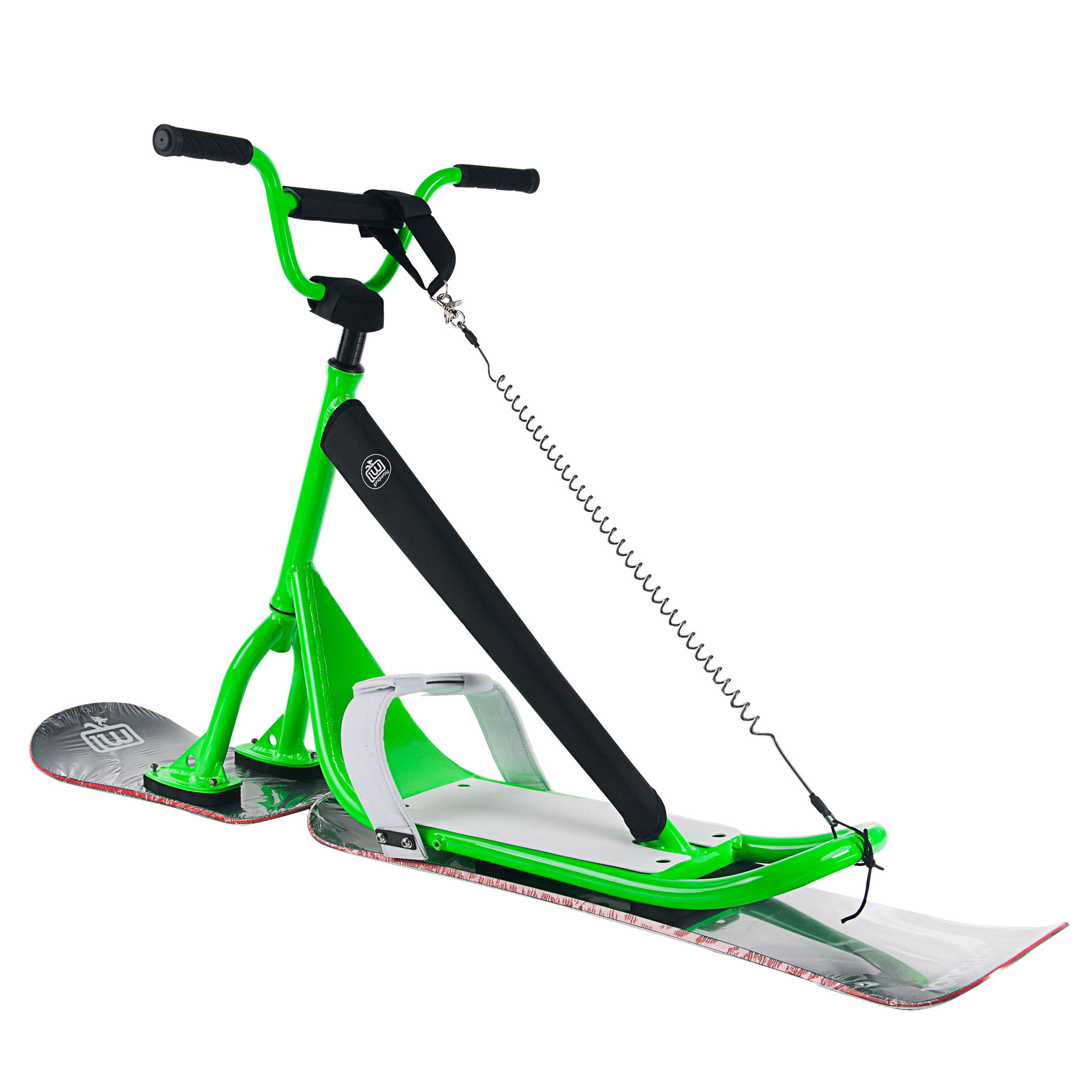 Longway Sports Snowscoot Suilbikes green 1