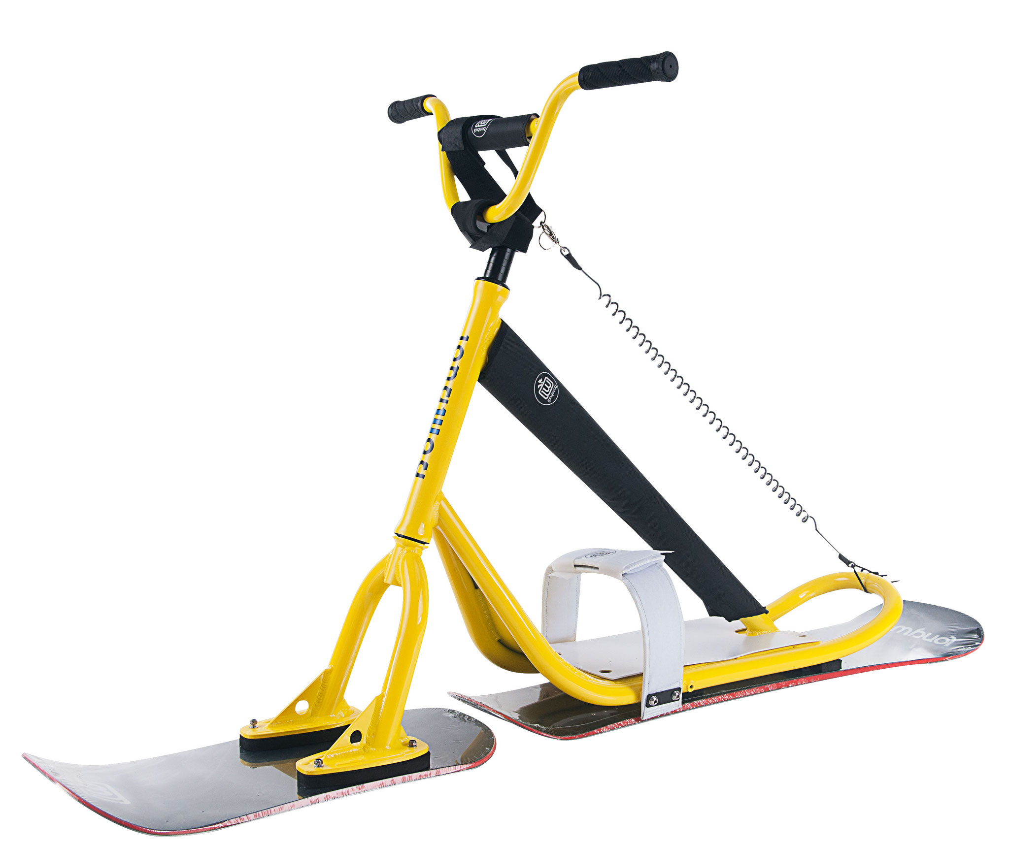 Longway Sports Snowscoot Suilbikes yellow 5