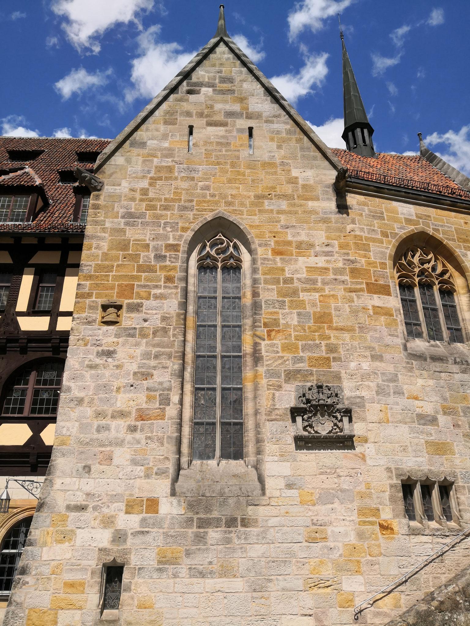 Lutherkapelle am Fürstenbau