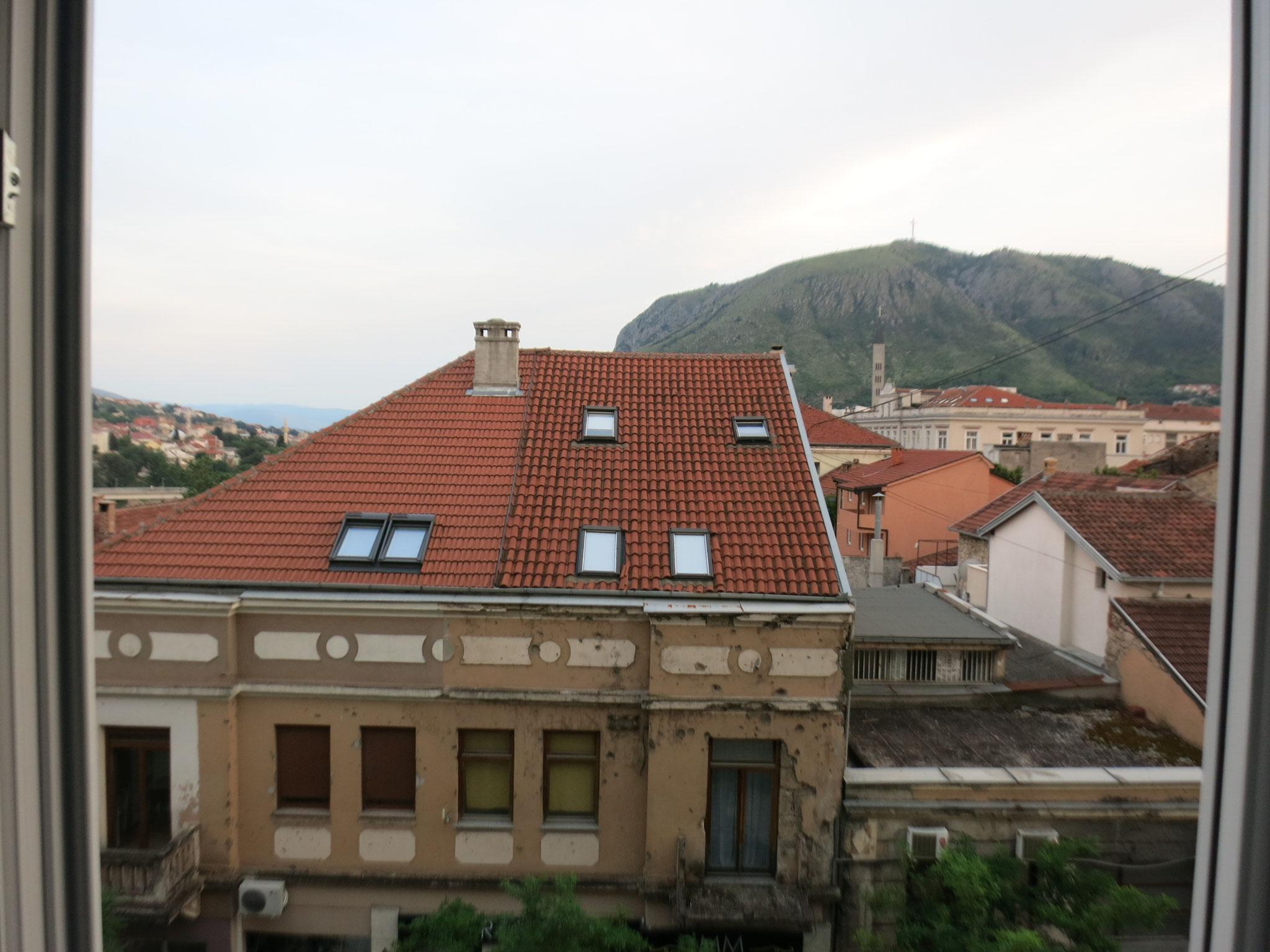 Mostar (mit Einschusslöchern)