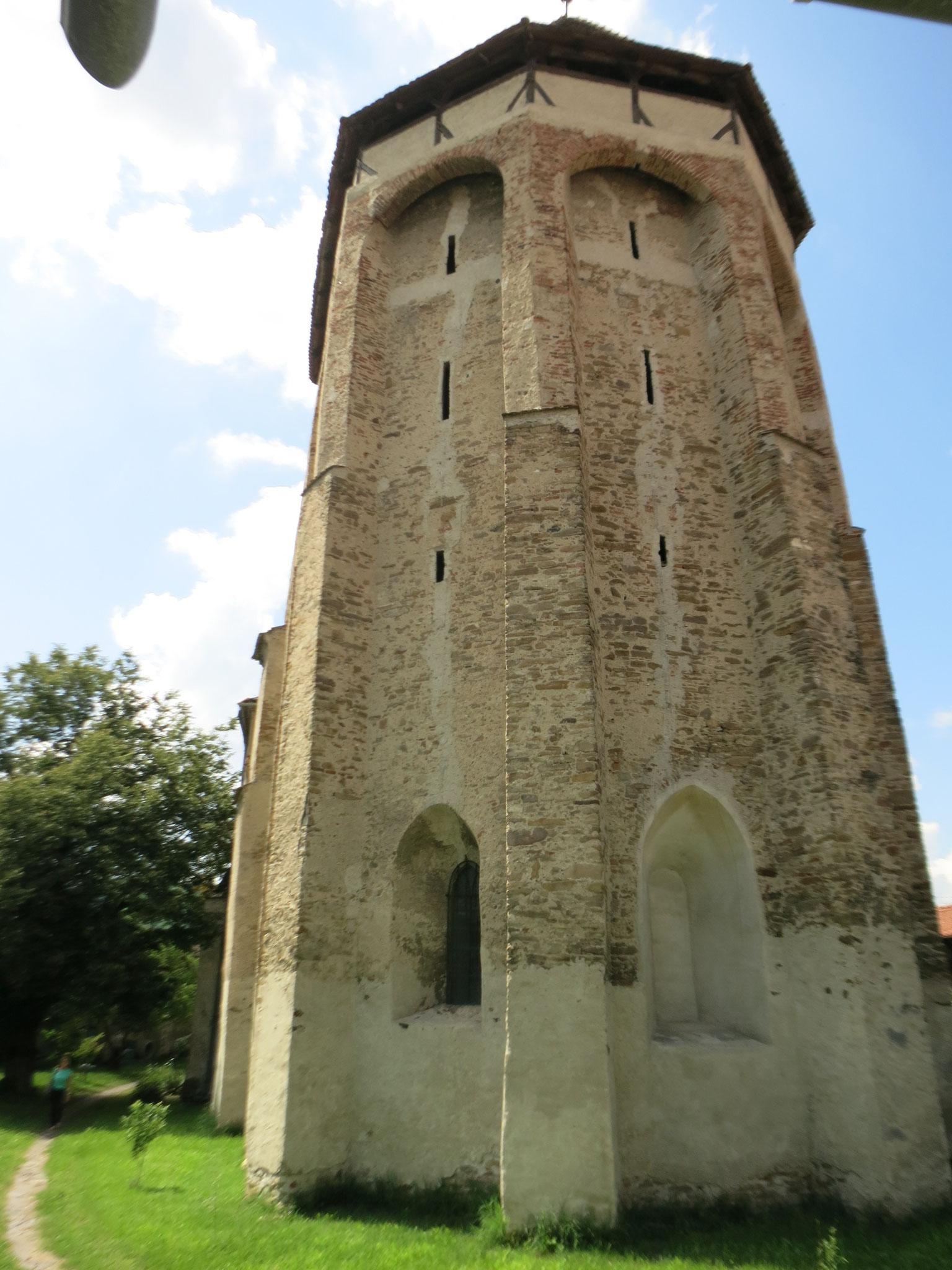 Valea Viilor, torre