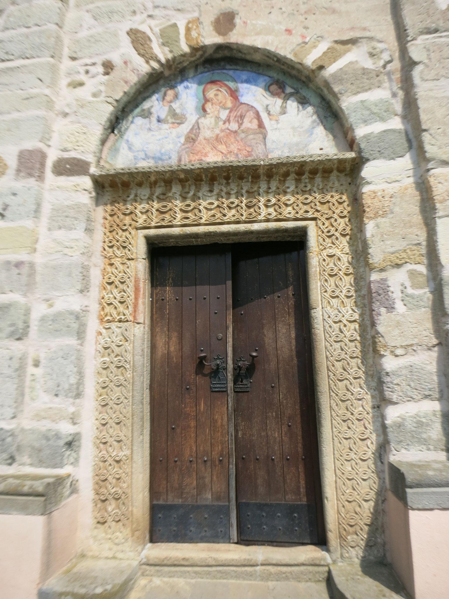 detalle de la entrada