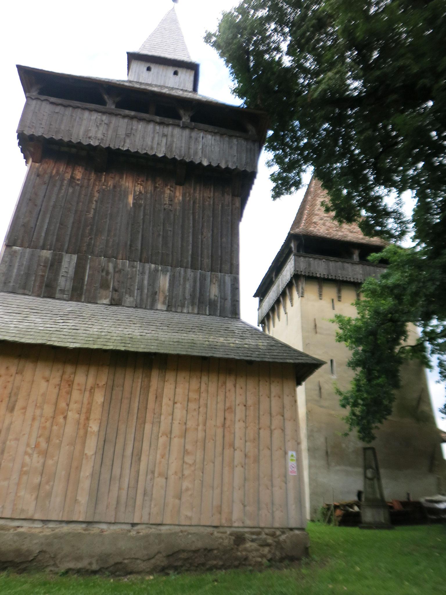 Igleisa fortificada de Biertan