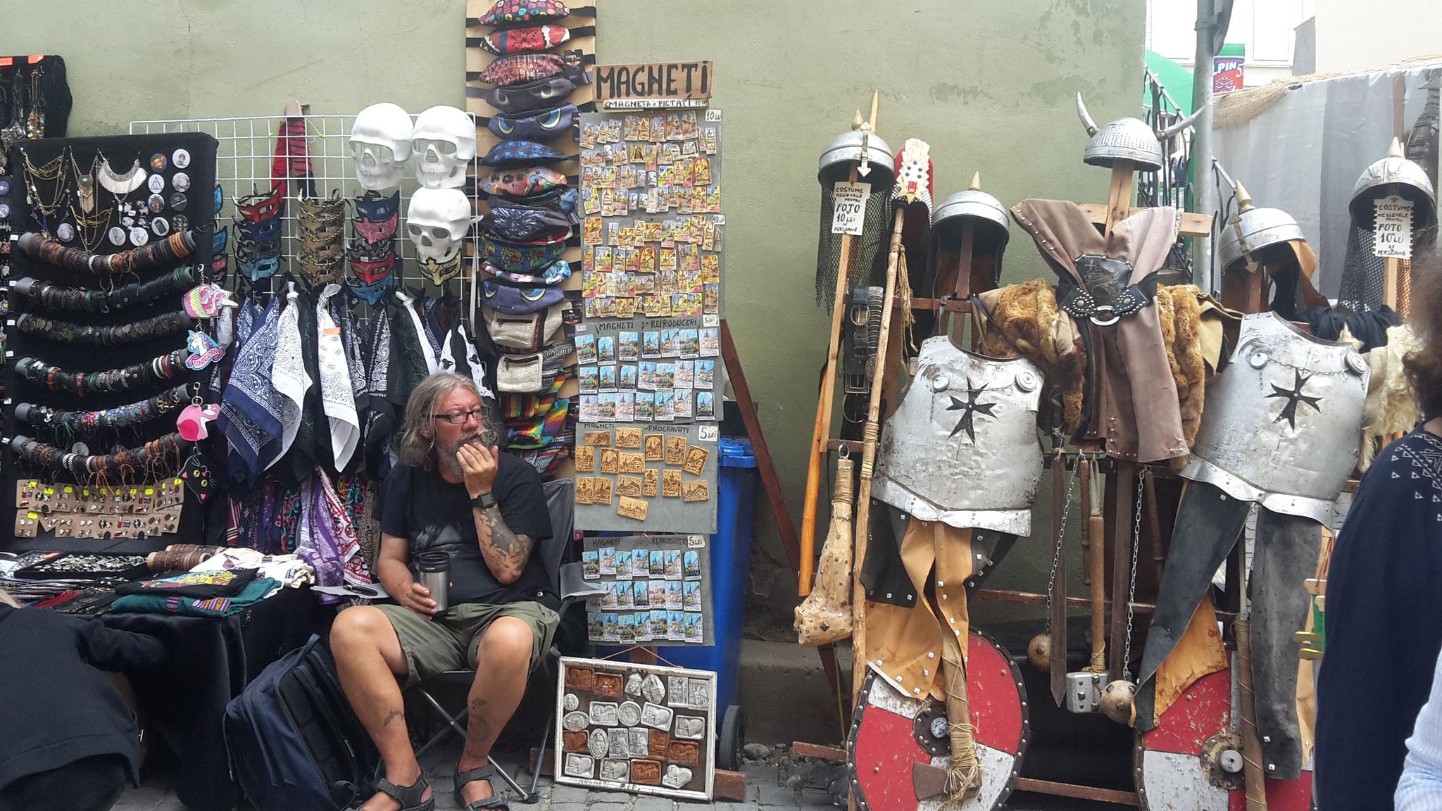 cosas para vender y para disfrazarse (y hacerse una foto)