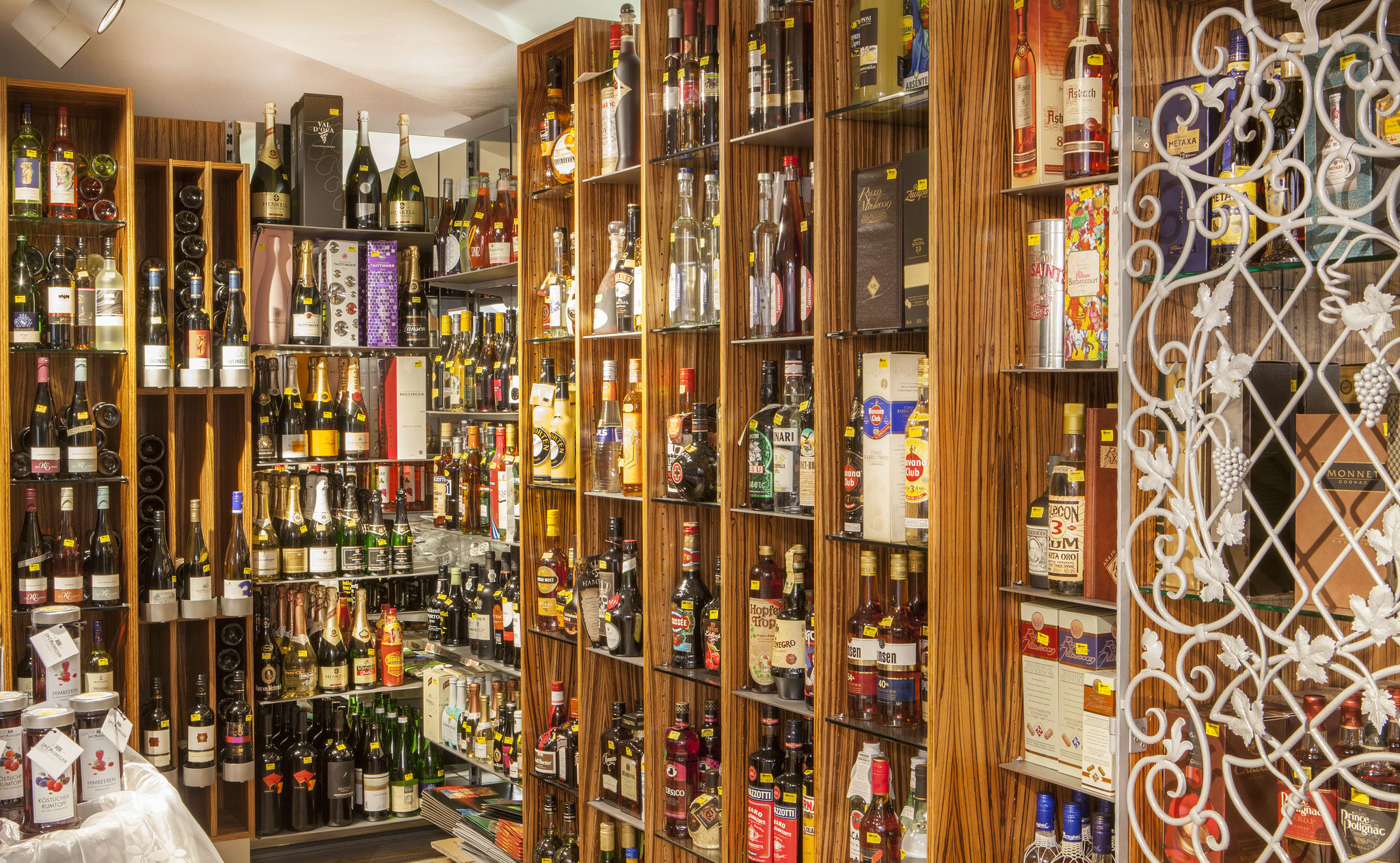 Spirituosen Wein bei Ottmann in Sulzbach-Rosenberg