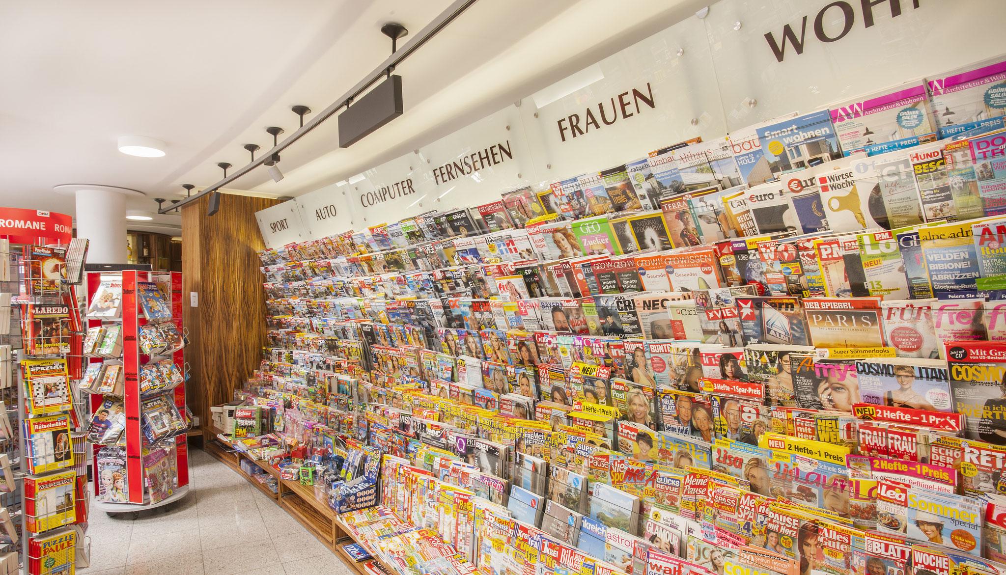 Zeitschriften bei Ottmann in Sulzbach-Rosenberg
