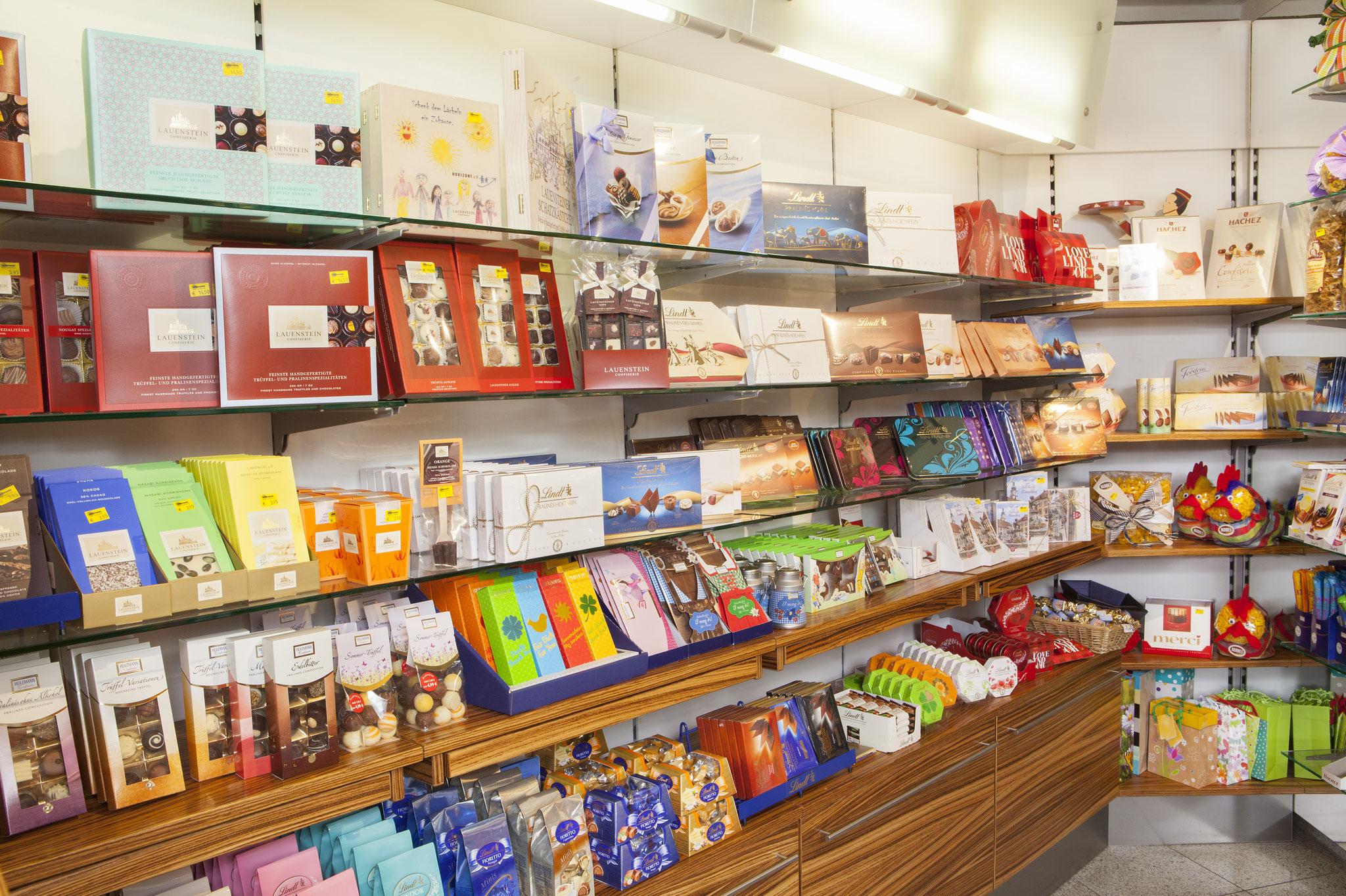 Pralinen Schokolade bei Ottmann in Sulzbach-Rosenberg