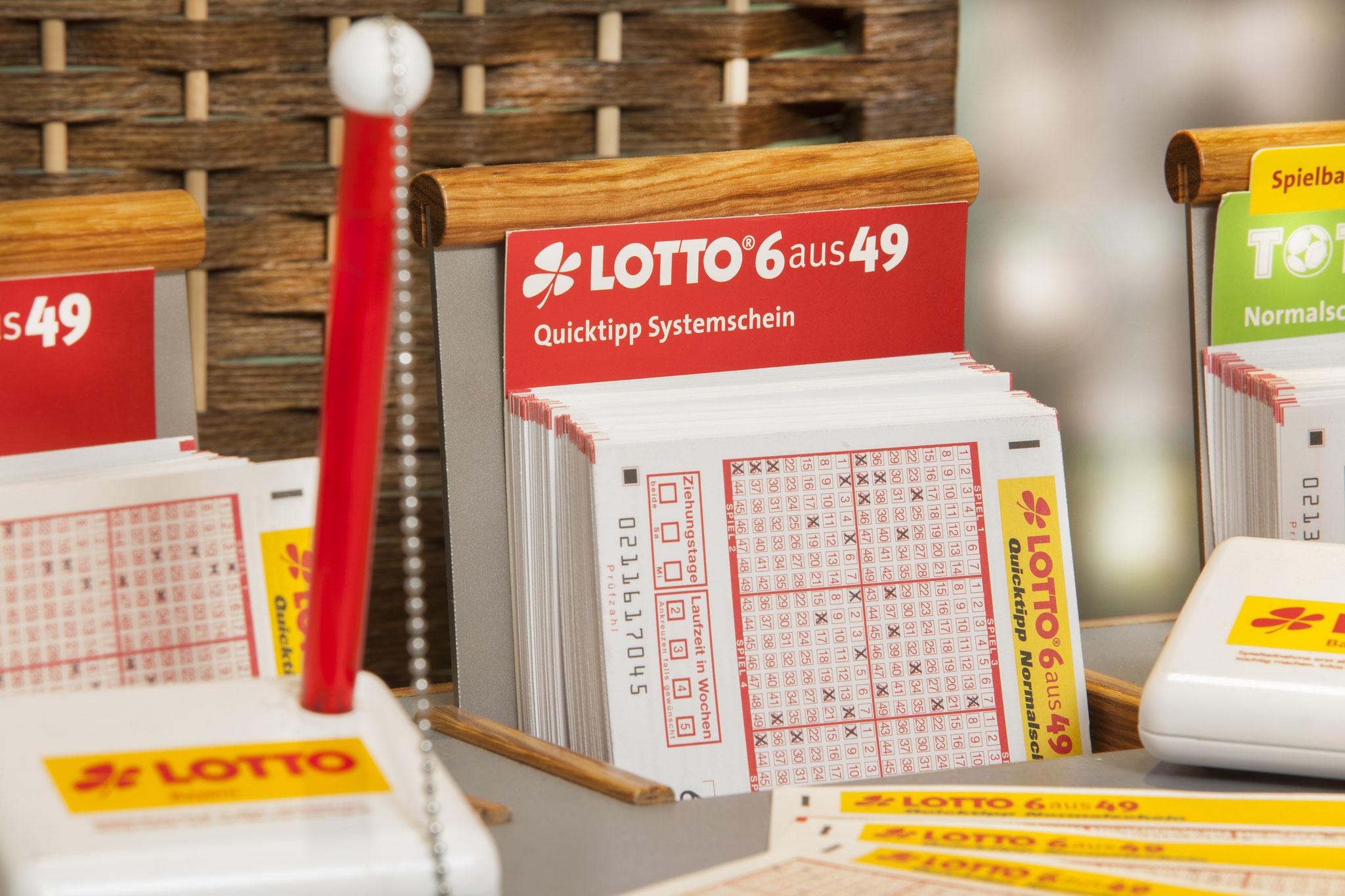 Lotto bei Ottmann in Sulzbach-Rosenberg