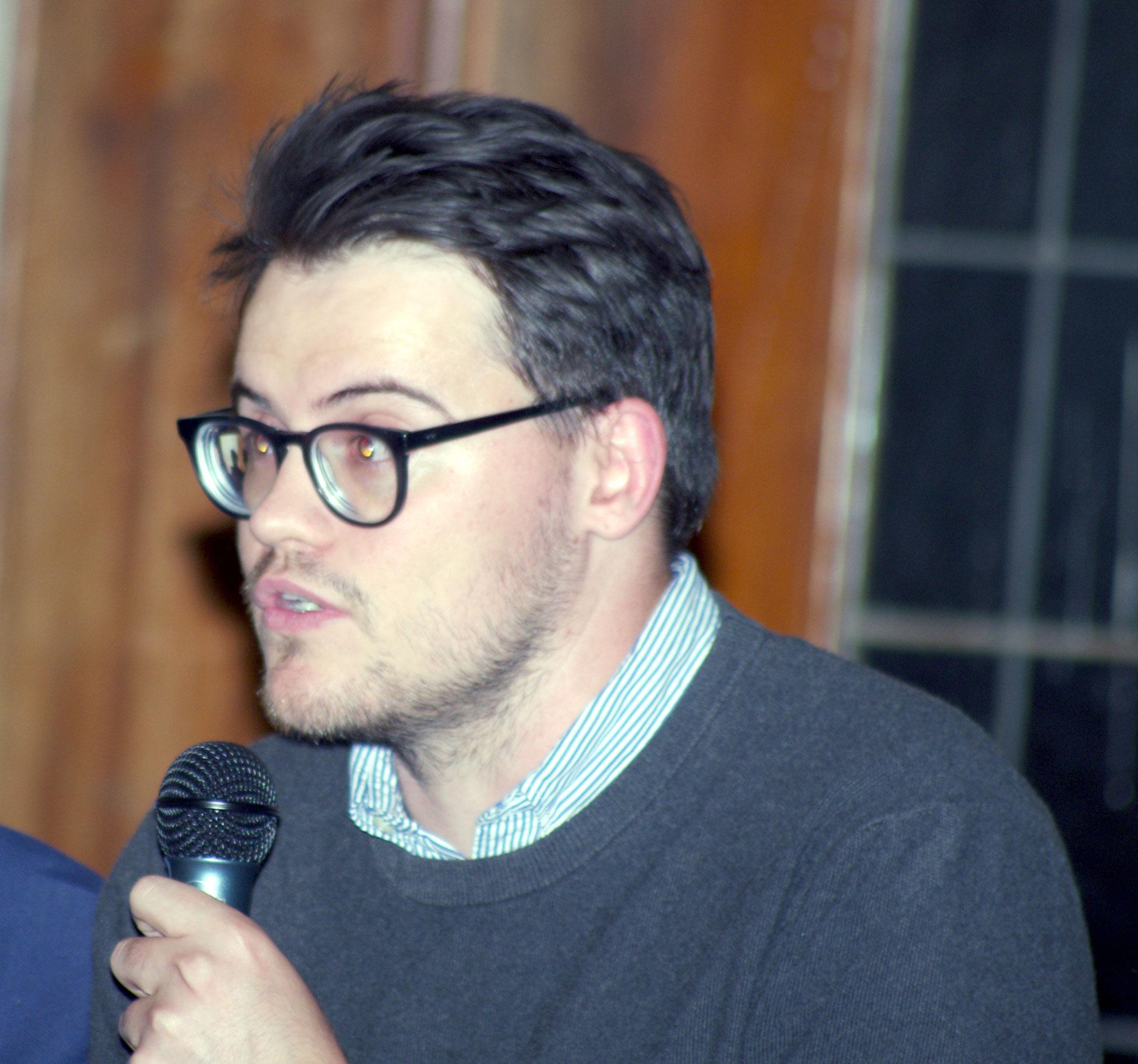 Roman Francesco Rogat (FDP)