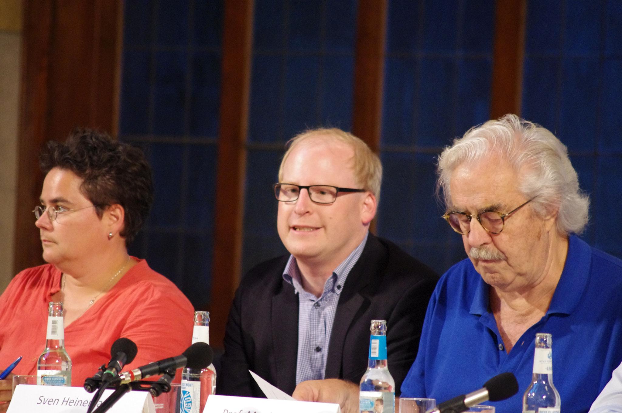 SPD-Kandidat Sven Heinemann