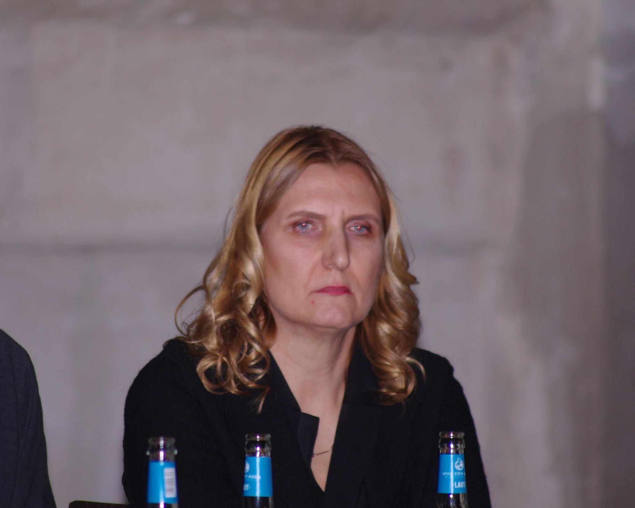 Sibylle Schmidt (parteilos, für AFD)