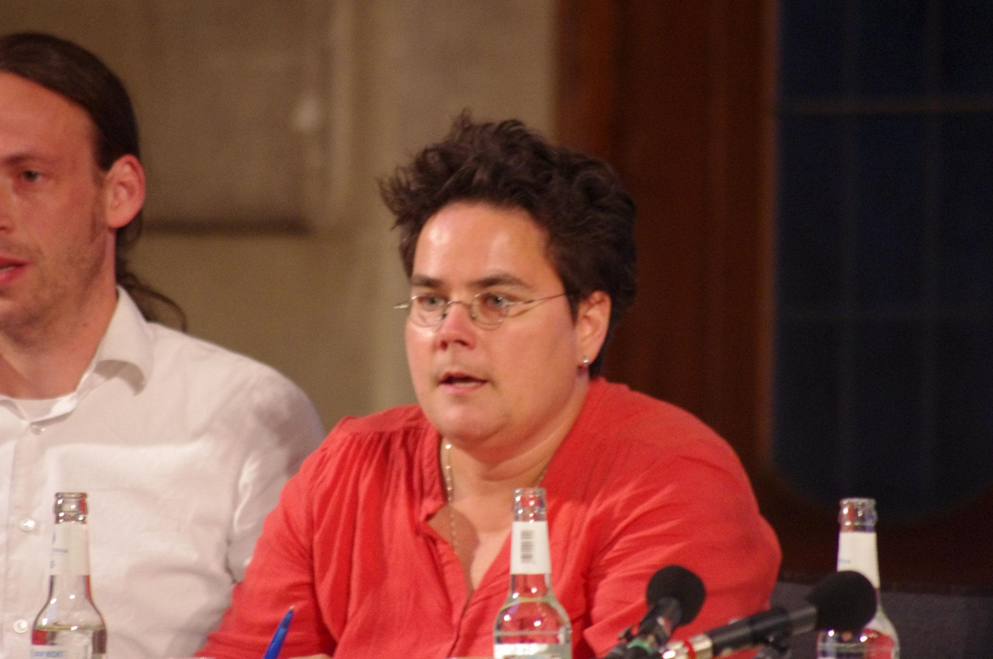 Grünen-Kandidaten Marianne Burkert-Eulitz