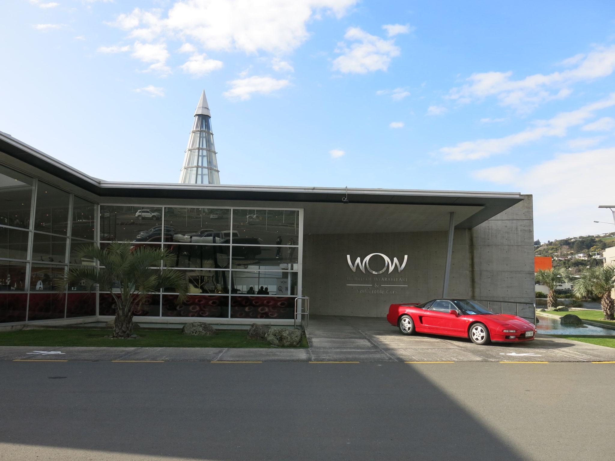 WOW (World of Wearable Art) Museum