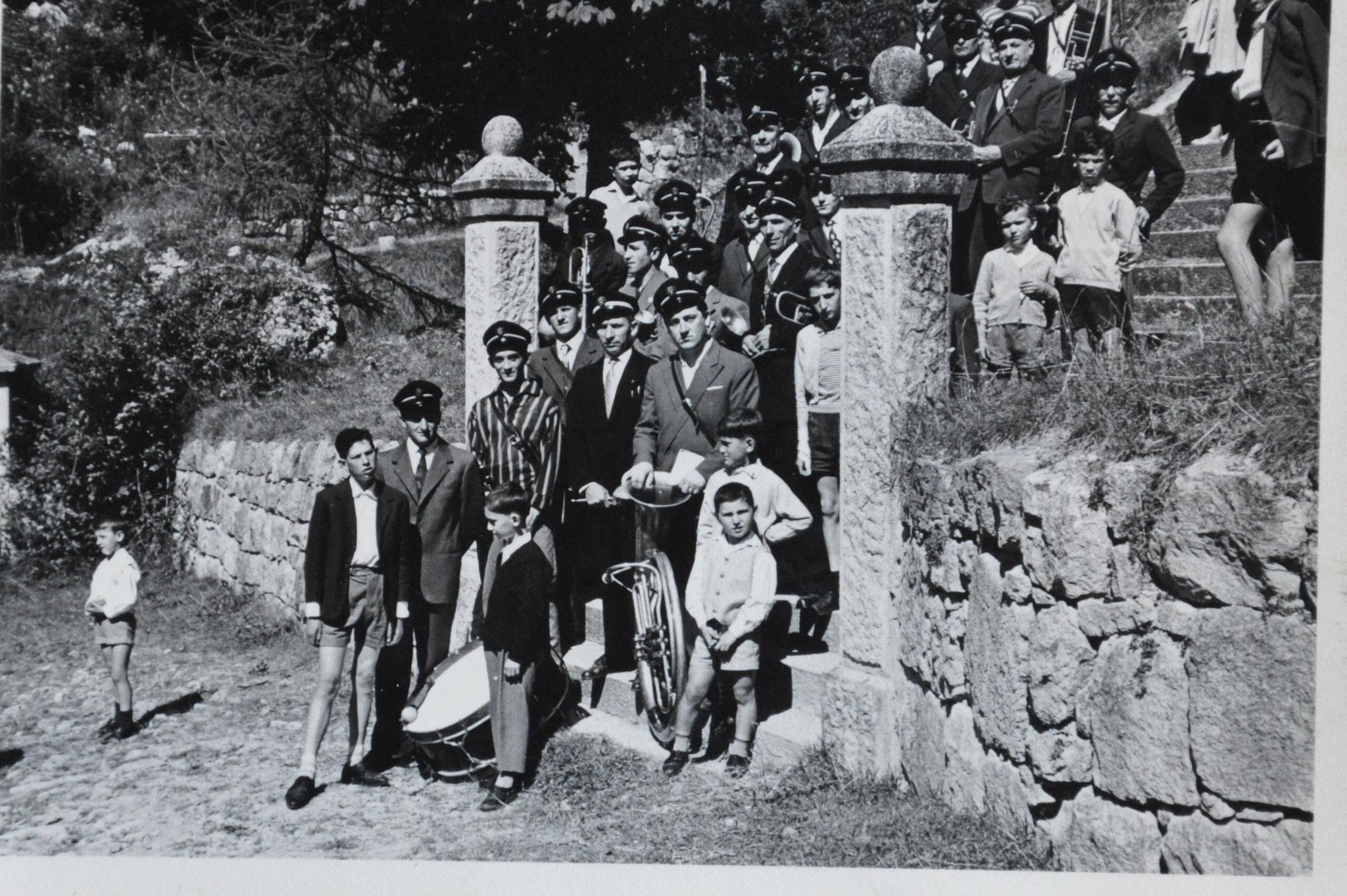 1936 Restauro Chiesa dei Morti