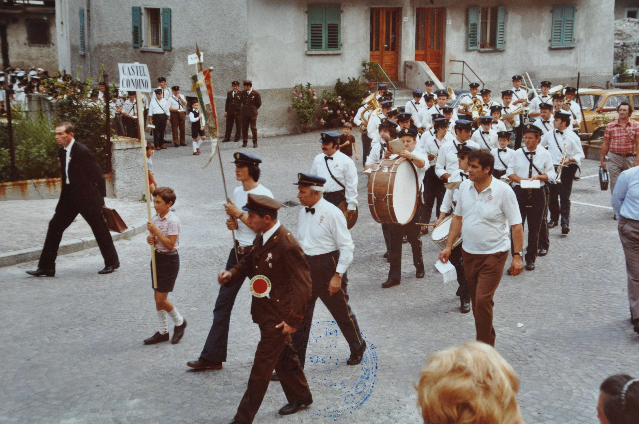 6 agosto 1972 Vigo Darè