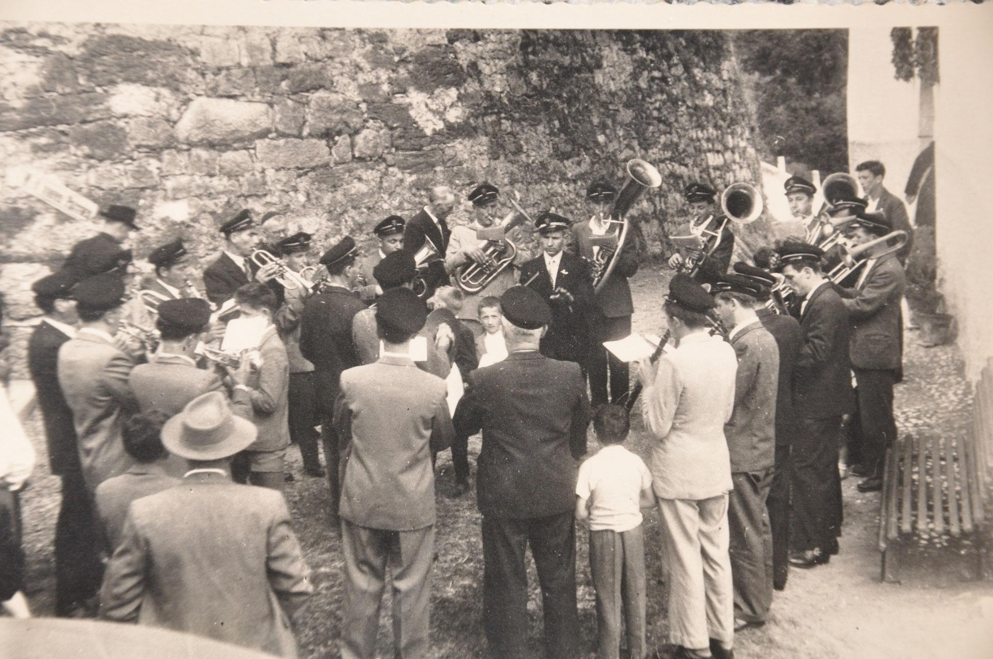 1956 Arrivo di Don Albino