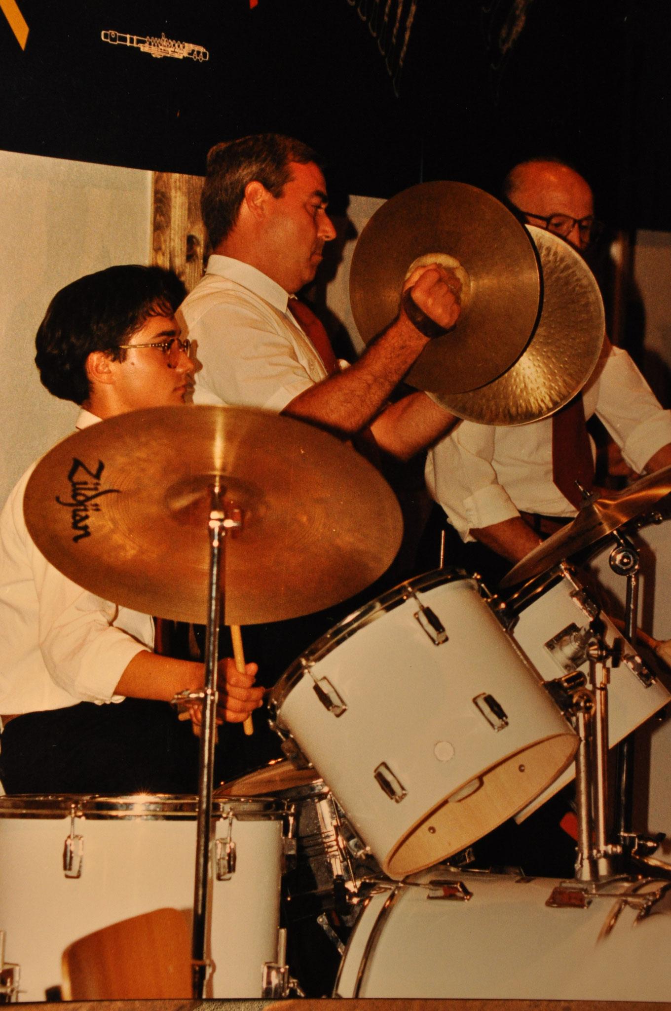 1990 Roncone - Festa del bandista