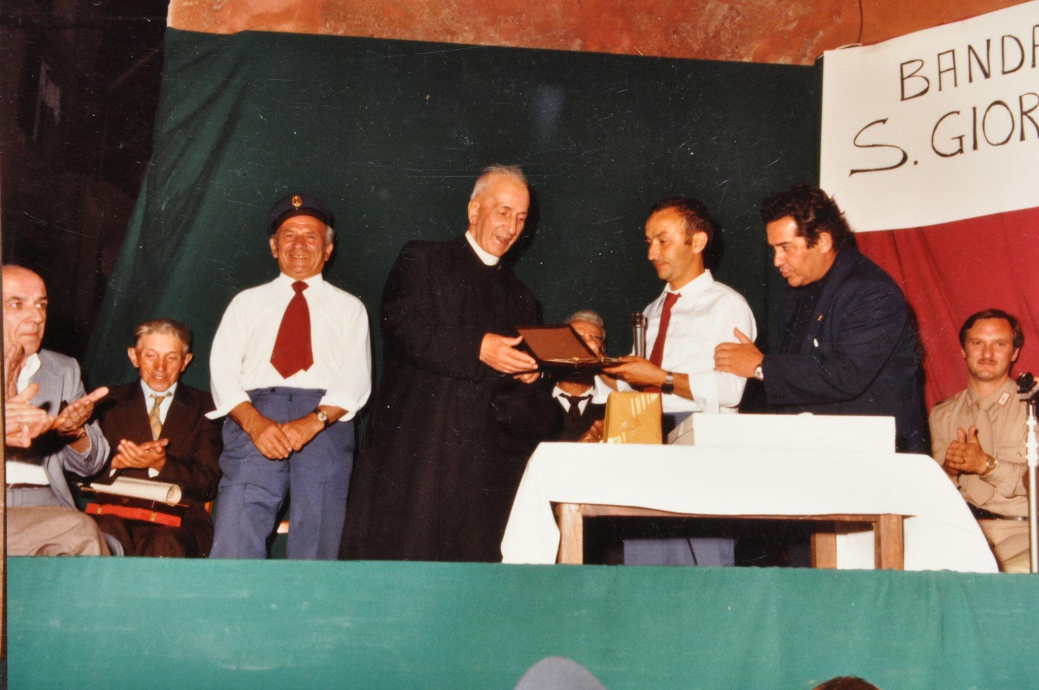 1980 Sessantesimo di Fondazione