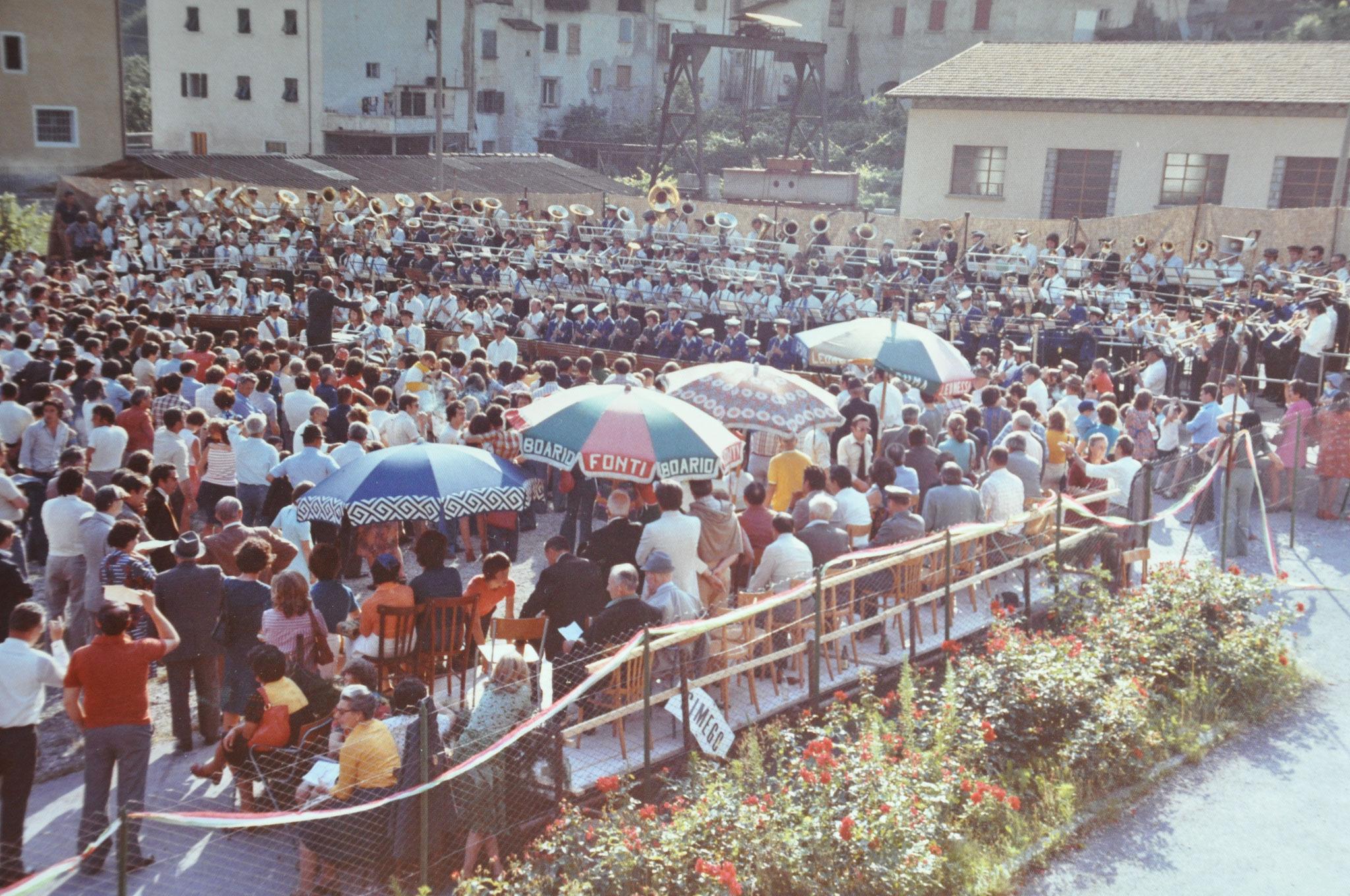 1980 Concertone a Pieve di Bono
