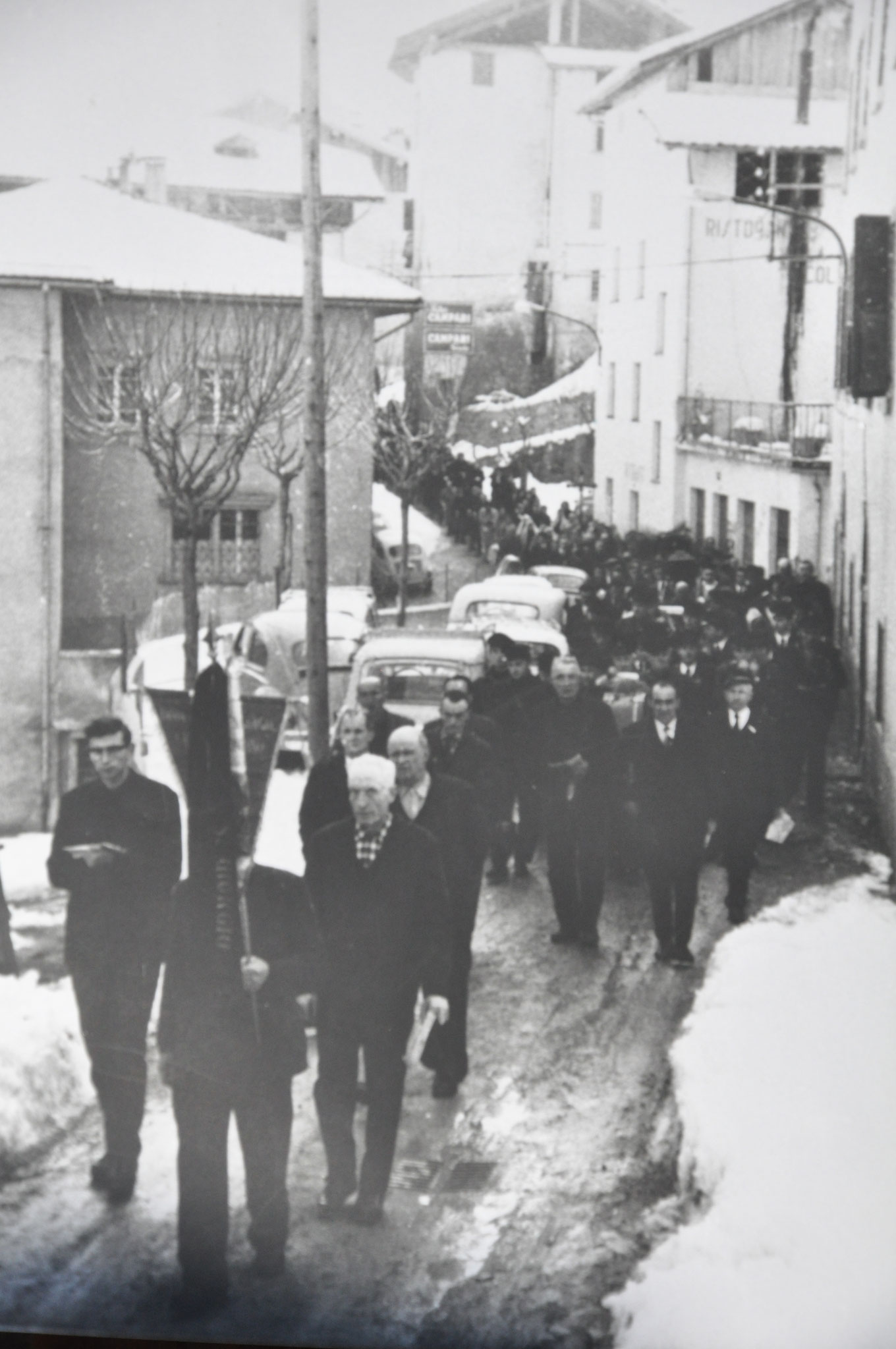 1964 Funerale Emilio Tarolli - Gobi -