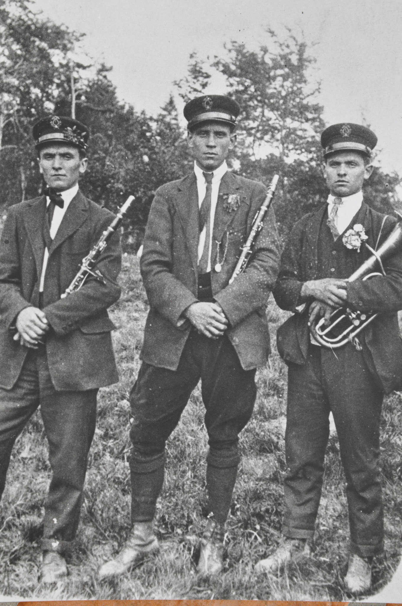 1922 Festa sul Monte Melino