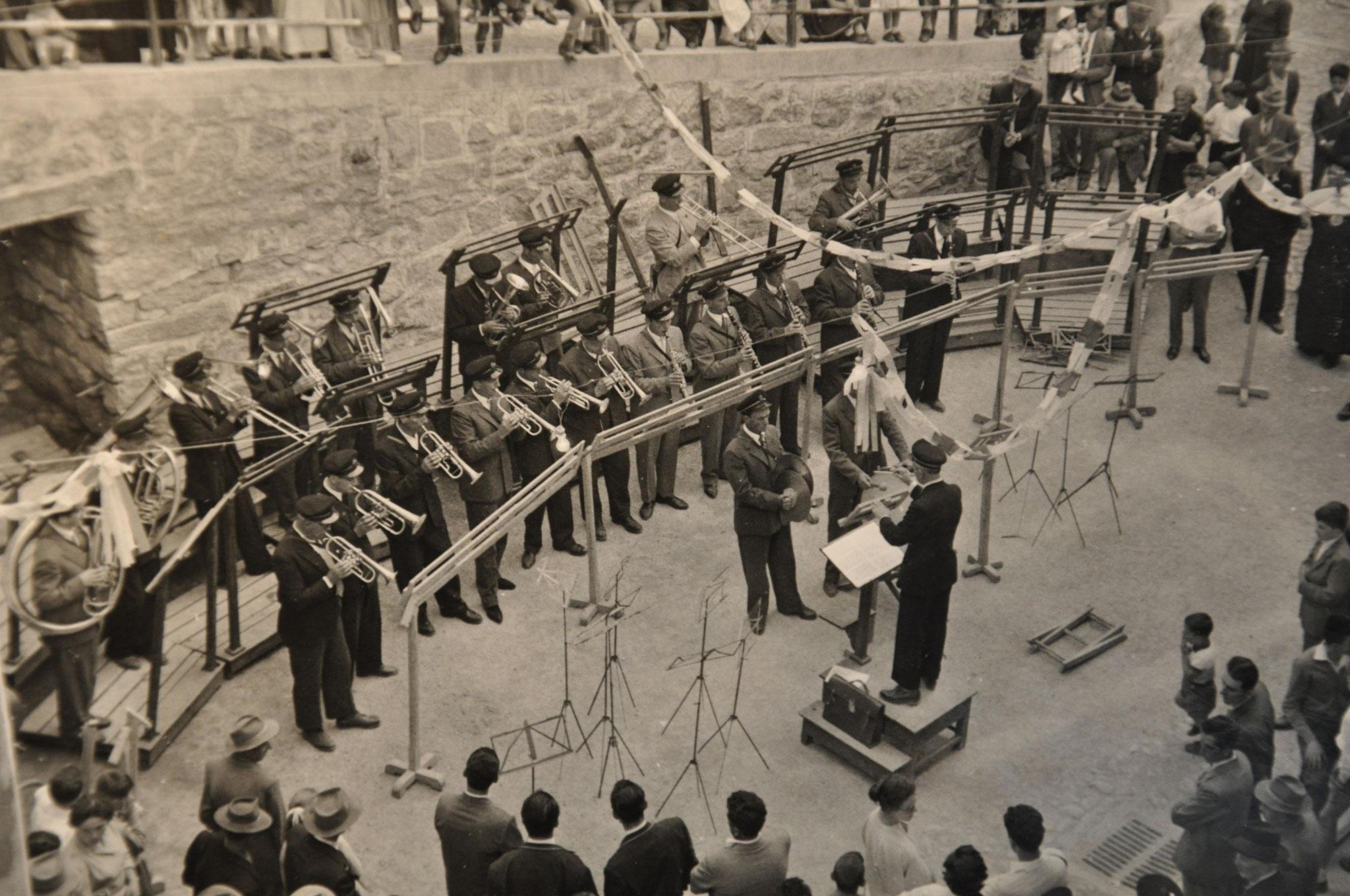 1958 1° concertone a Castello