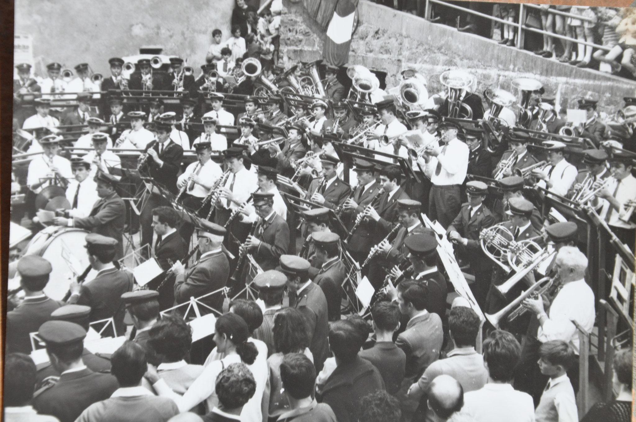 1968 Concertone a Castel Condino