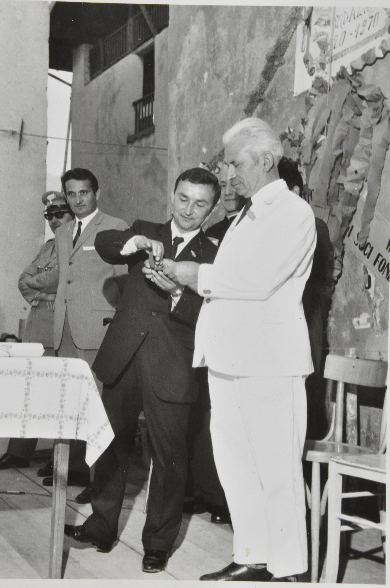 10 agosto 1970 Cinquantesimo di fondazione