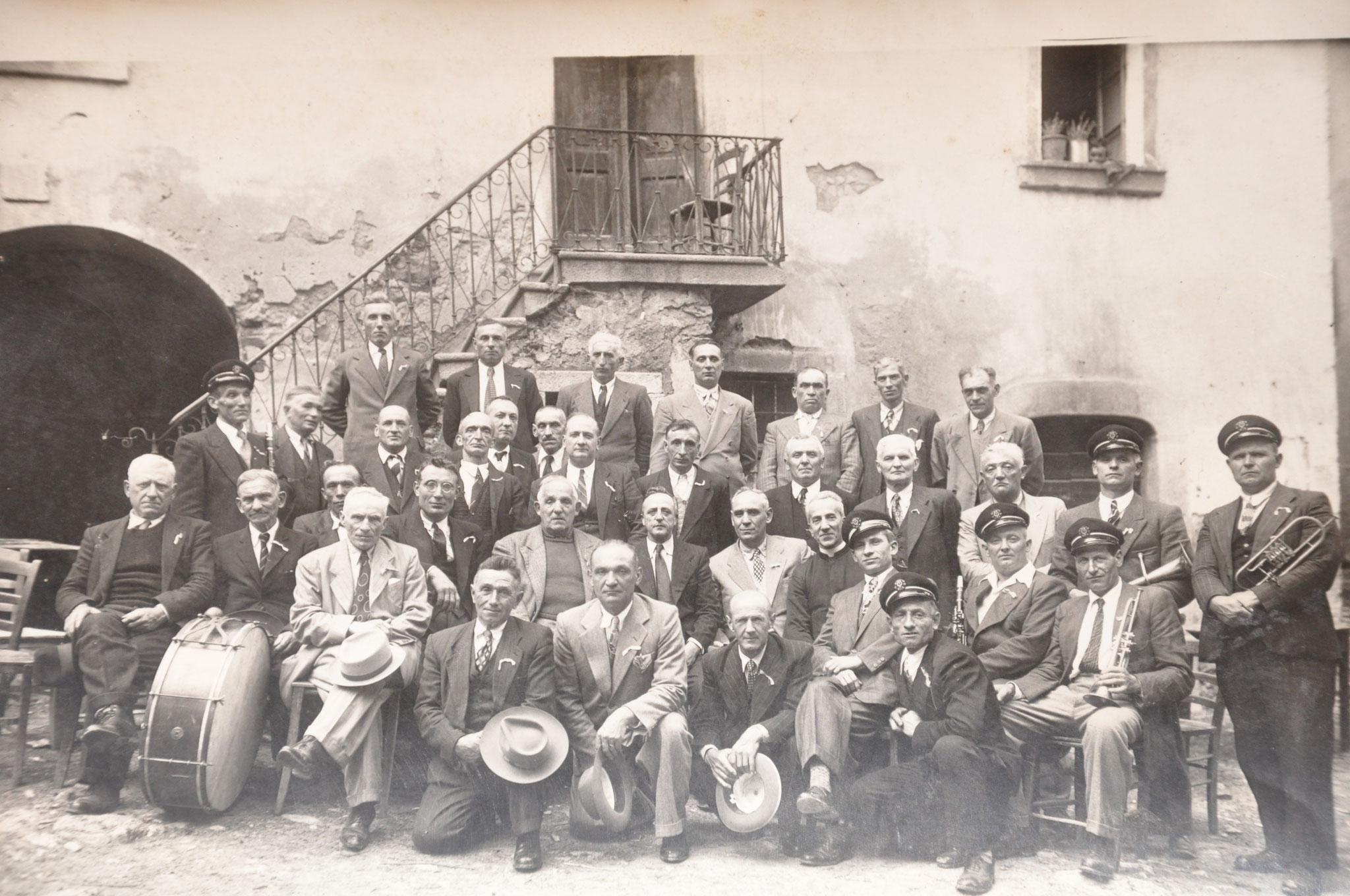 21 maggio 1950 30° Fondazione