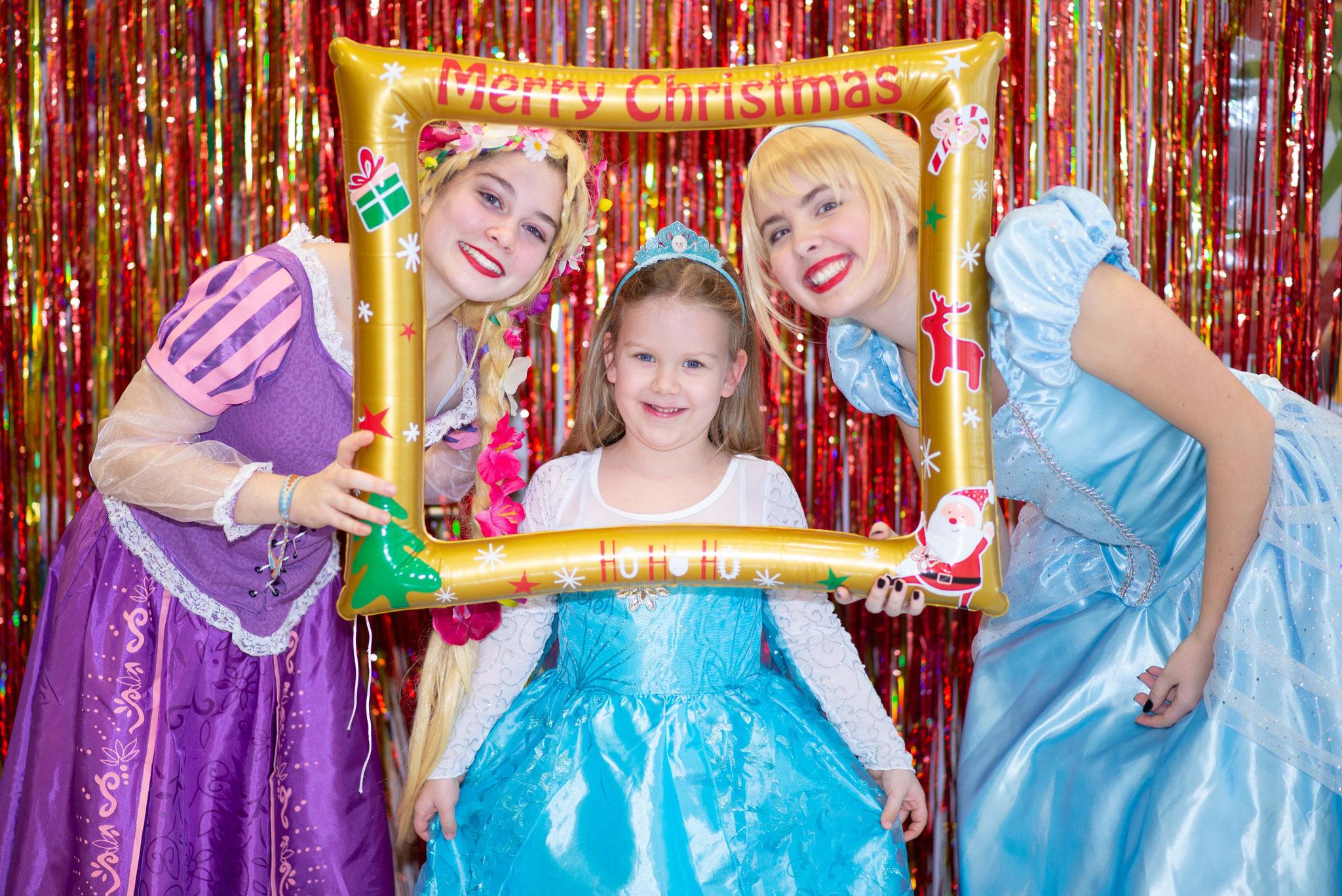 Die schönsten Prinzessinnen