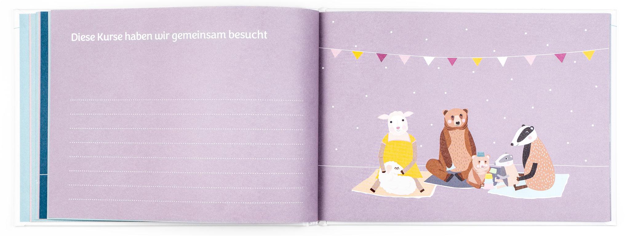 Kinderbuch Nellie & FinnDein wundervolles erstes Jahr