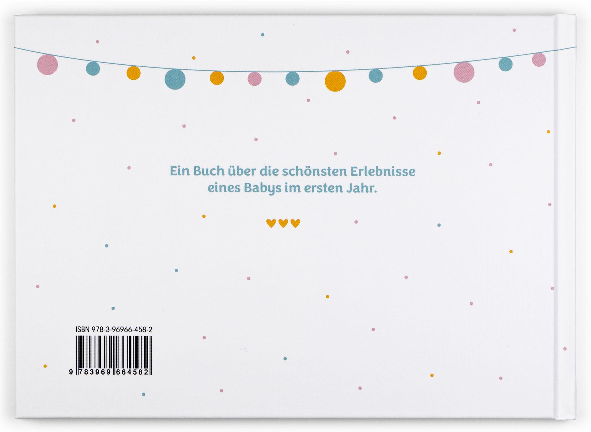 Kinderbuch Nellie & Finn Dein wundervolles erstes Jahr