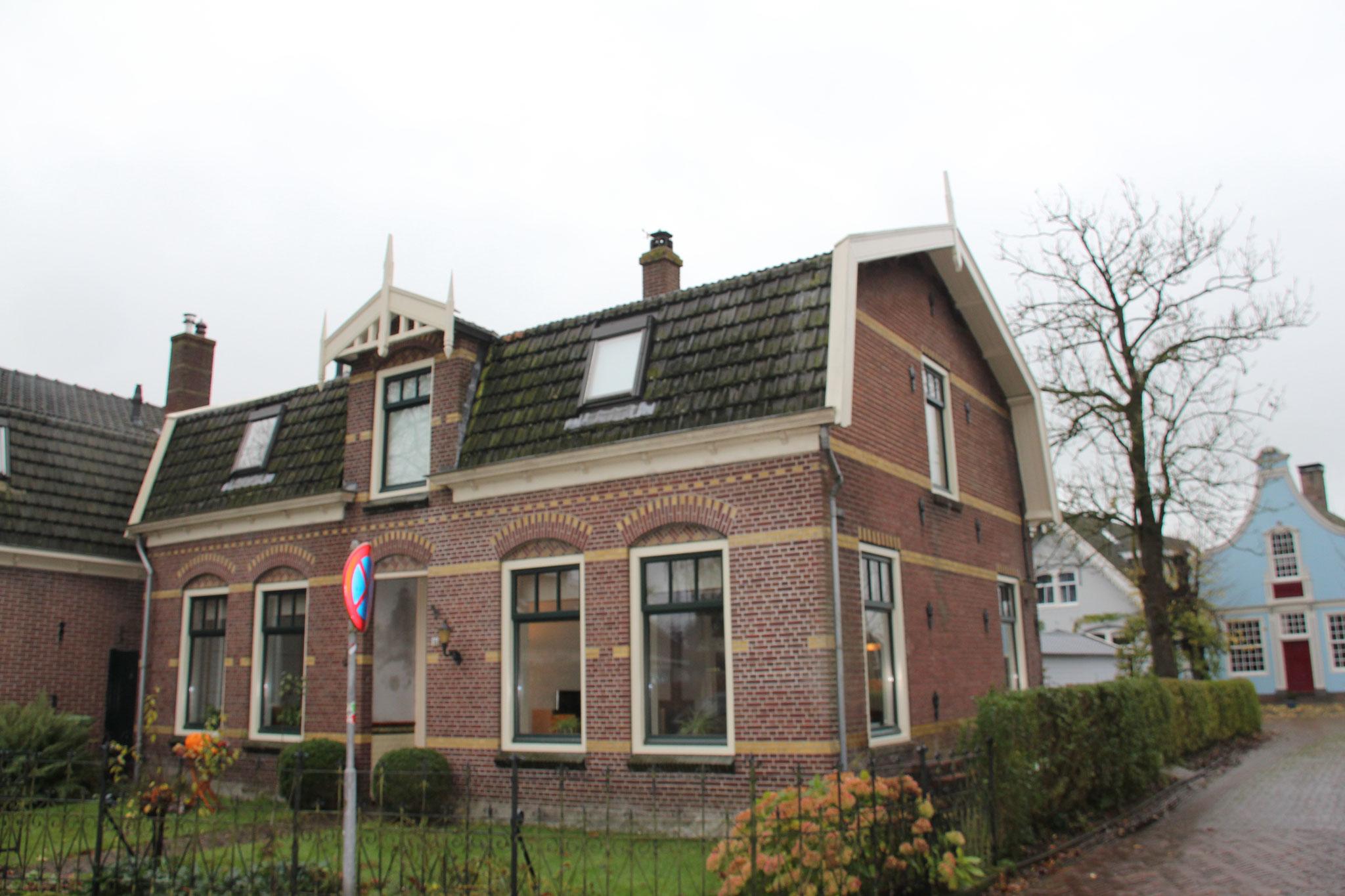 Dorpstraat 16, woonhuis uit 1907