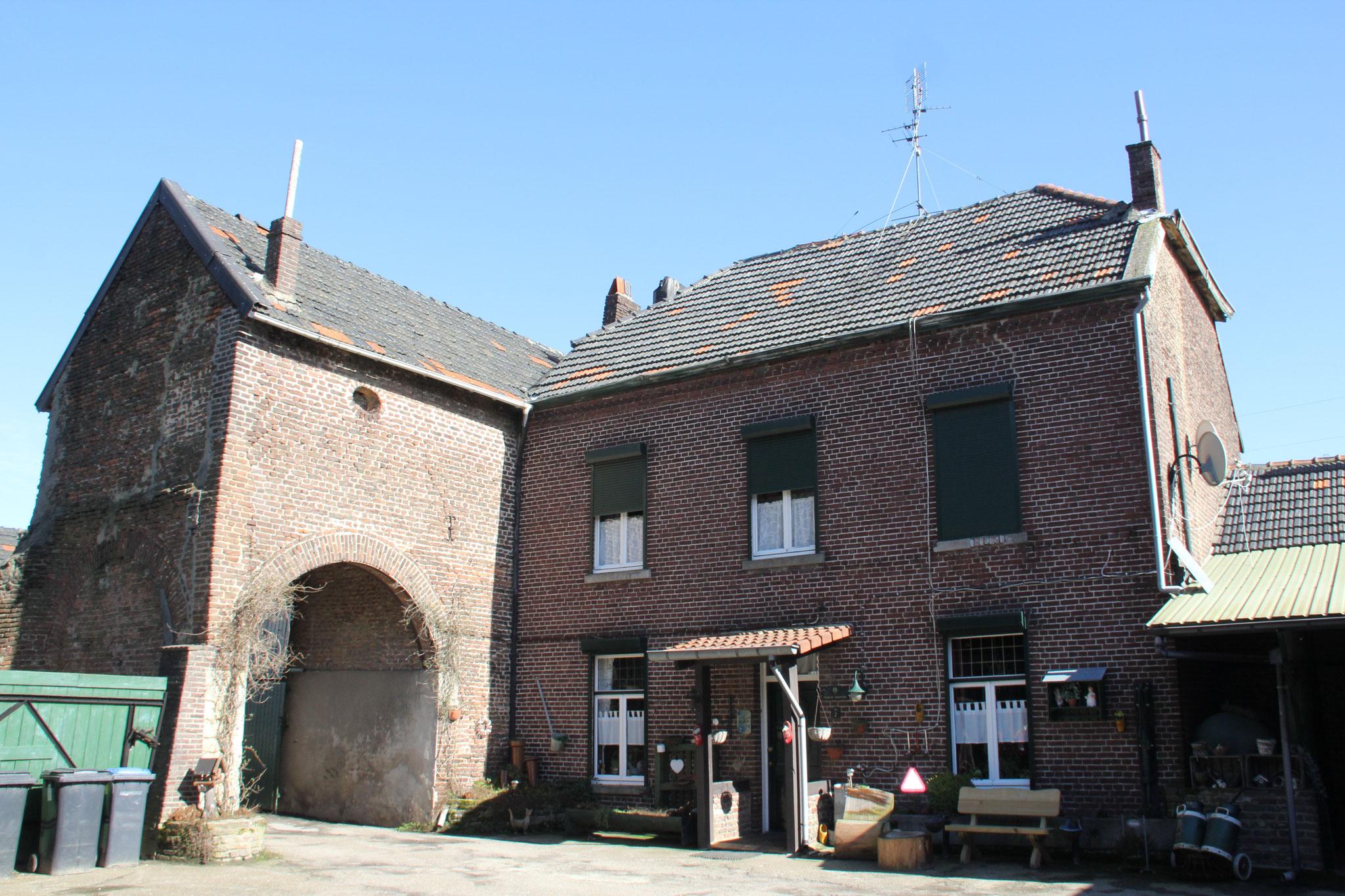 Boerderij Heihoven, historische boerderij gelegen binnen het projectgebied.