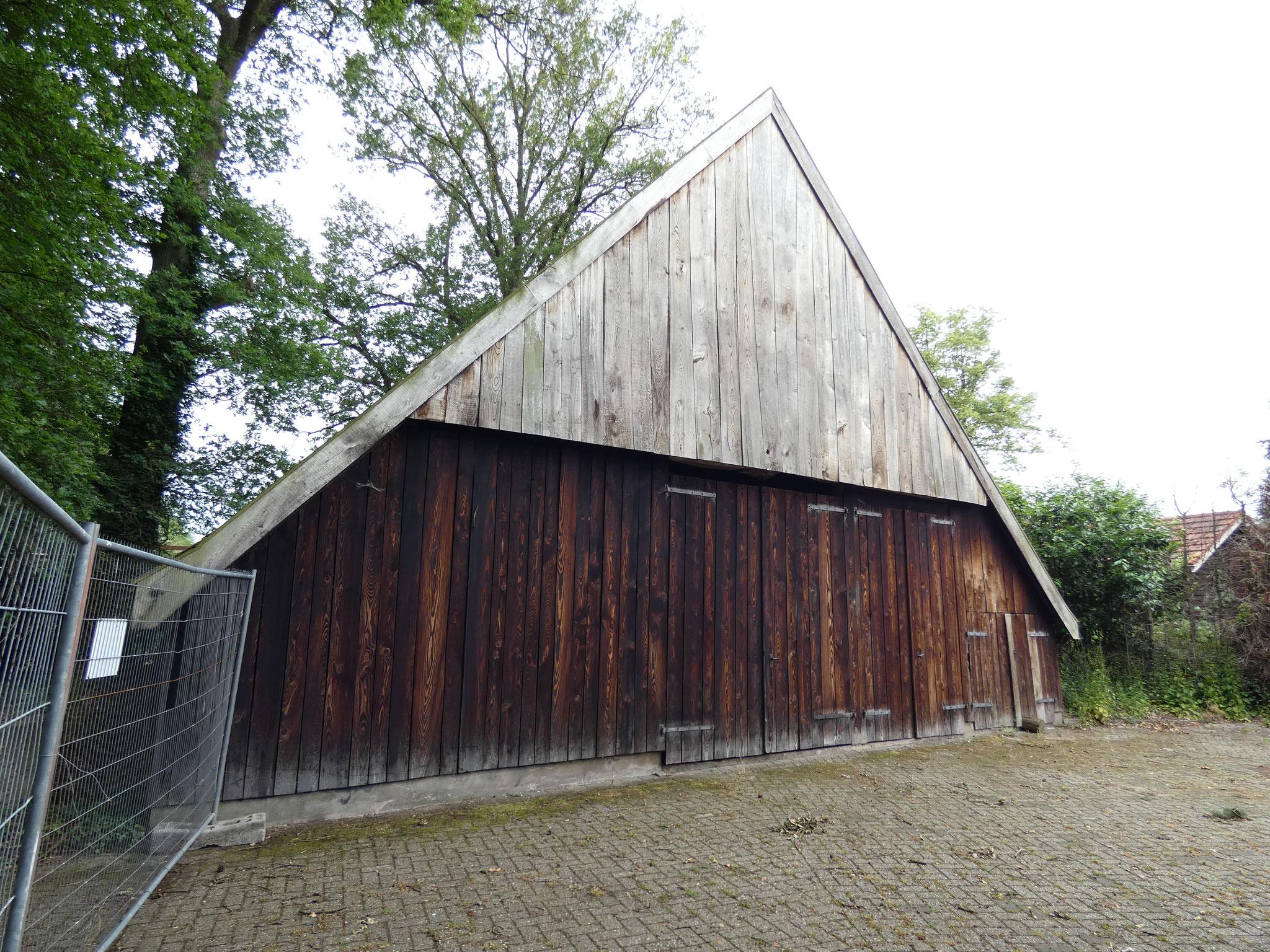 Zeventiende-eeuwse schuur en schuilkerk Erve De Haimer, Twekkelo