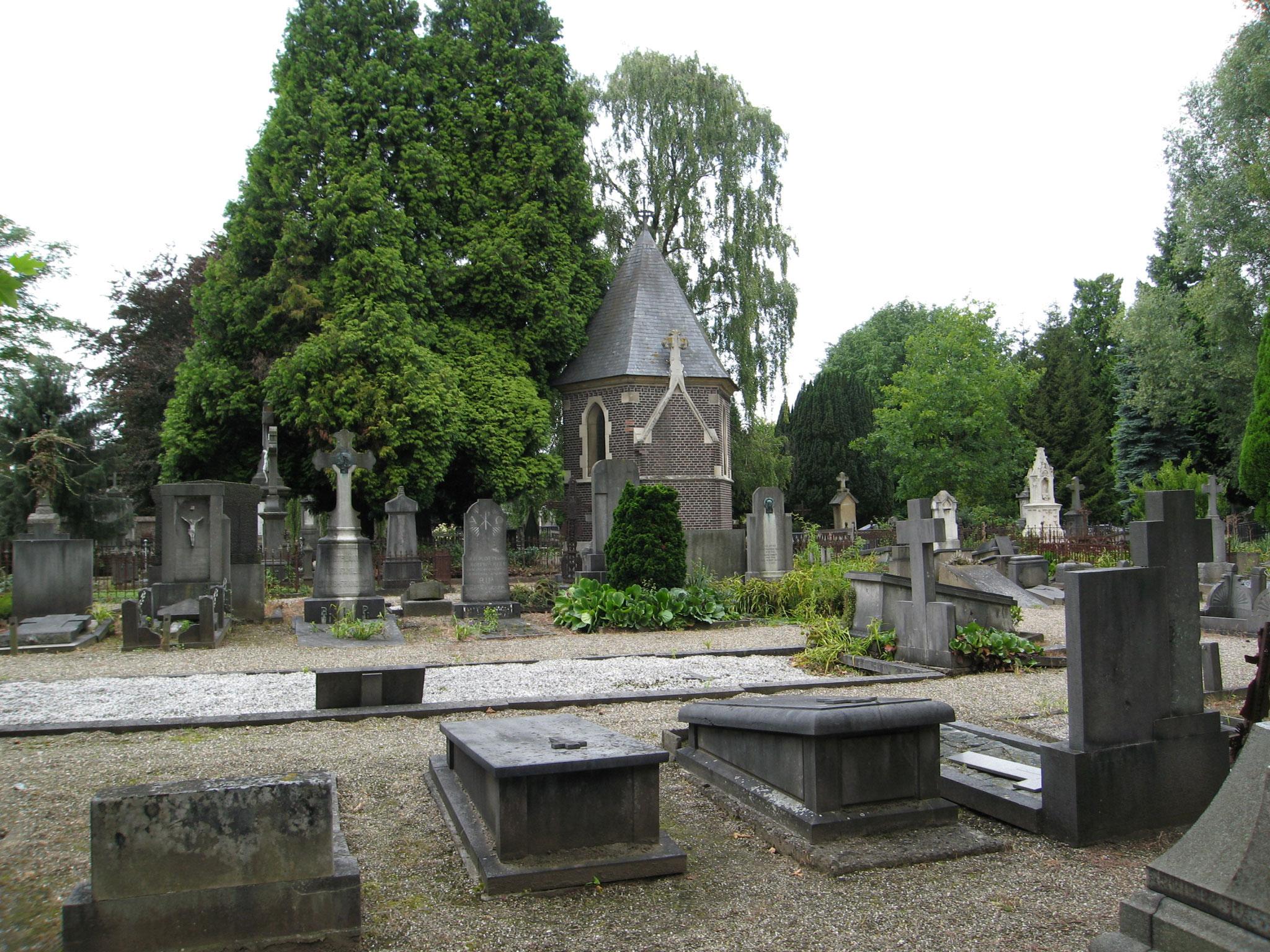 Het Oude Kerkhof, een van Nederlands oudste openbare begraafplaatsen.