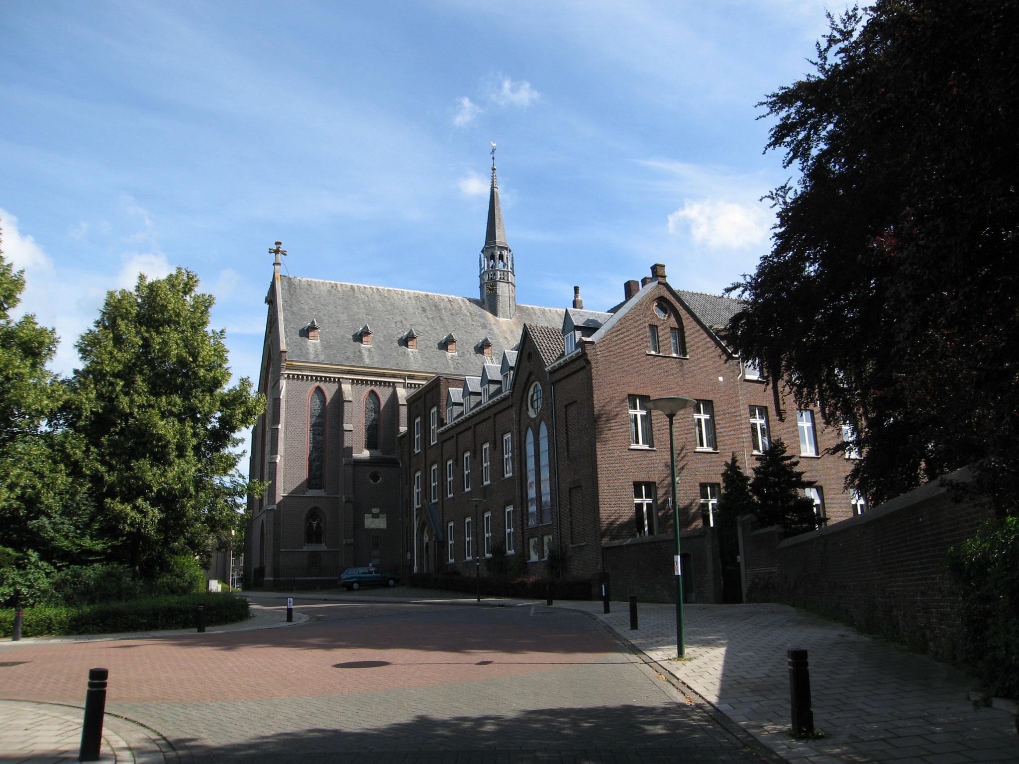 Kapel in het Zand, Roermond.