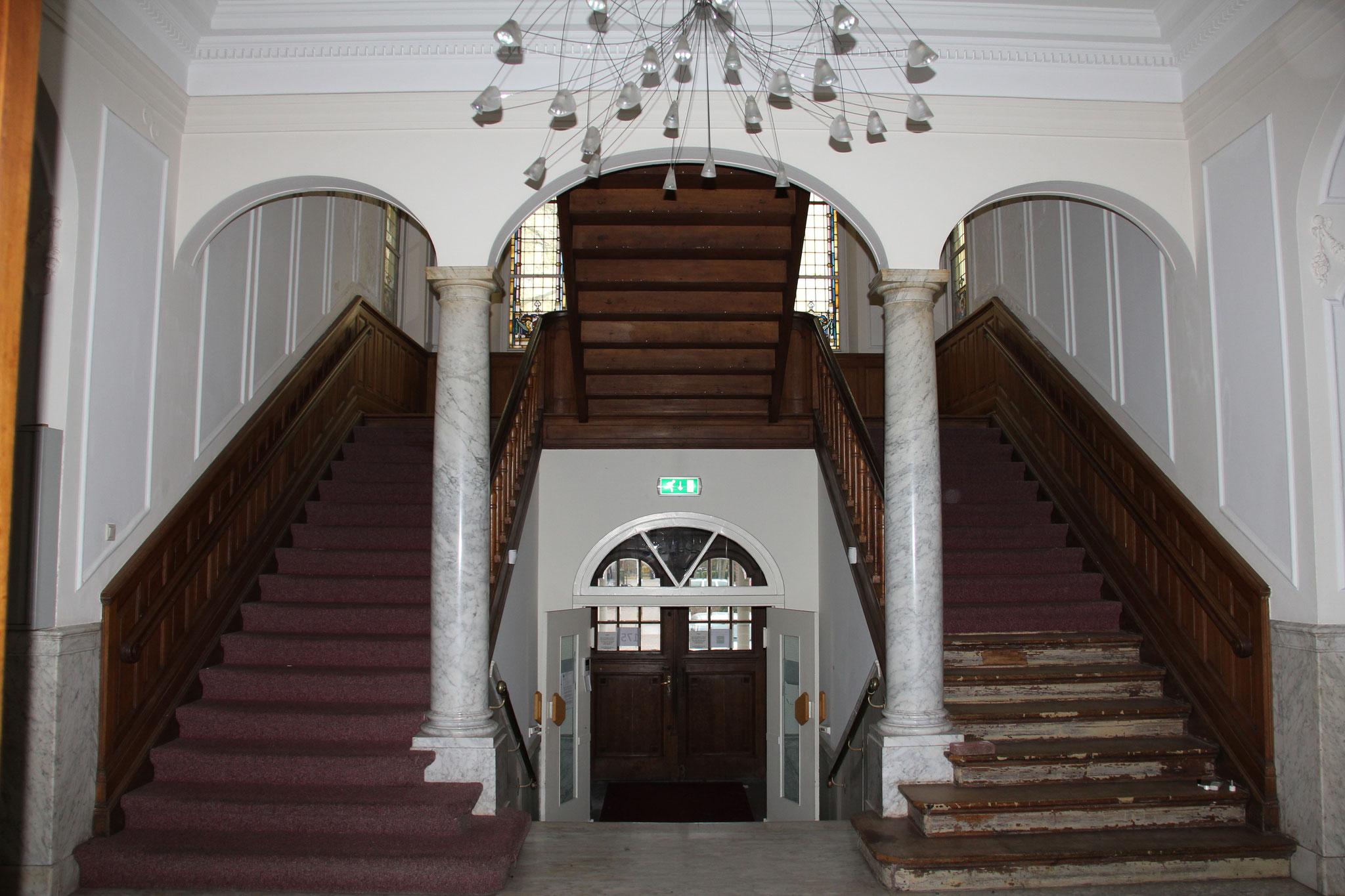 Trappenhuis van Veldheim met keizerstrap
