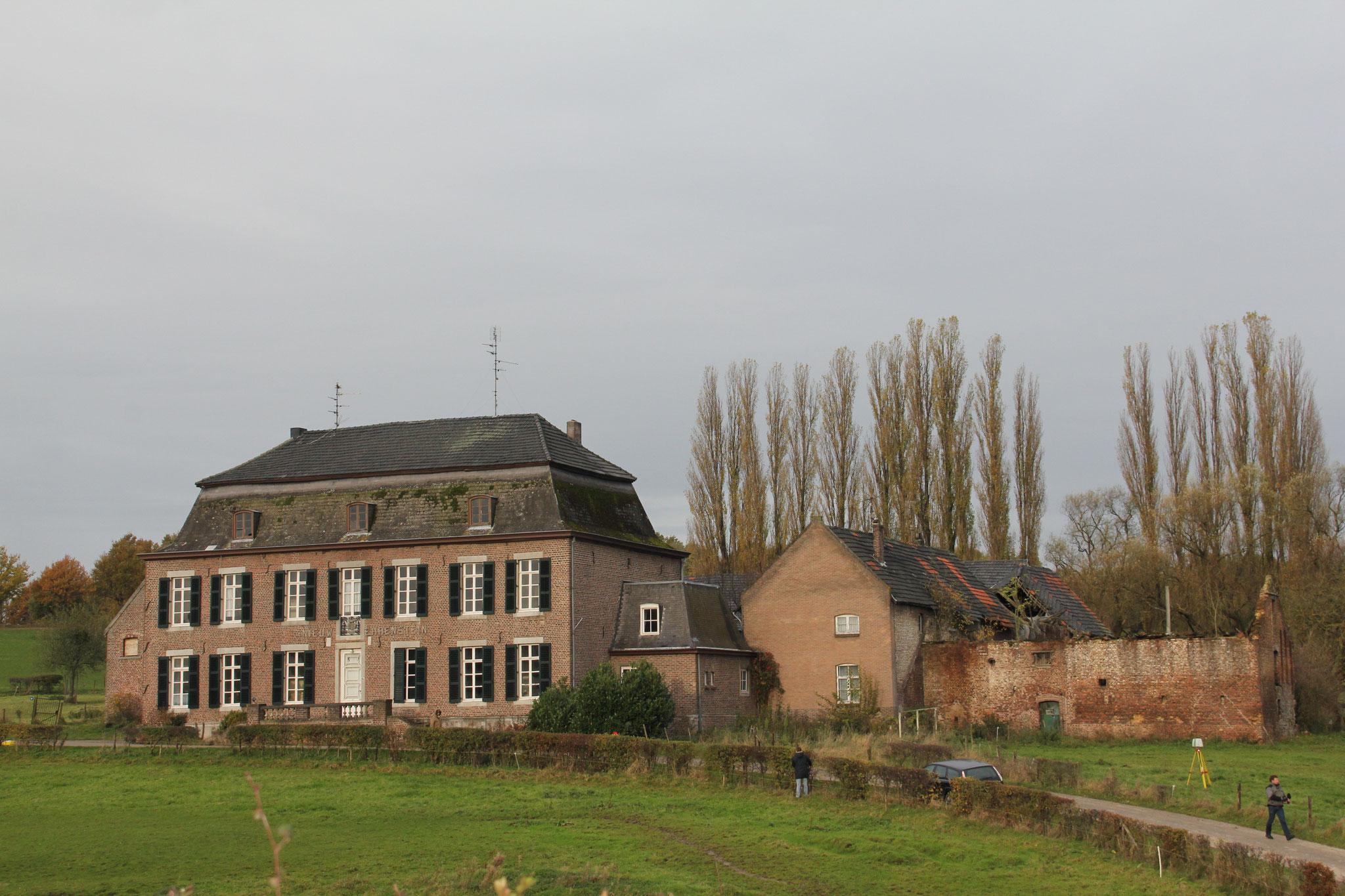 Nieuw Erenstein, gelegen in de Anstelvallei.