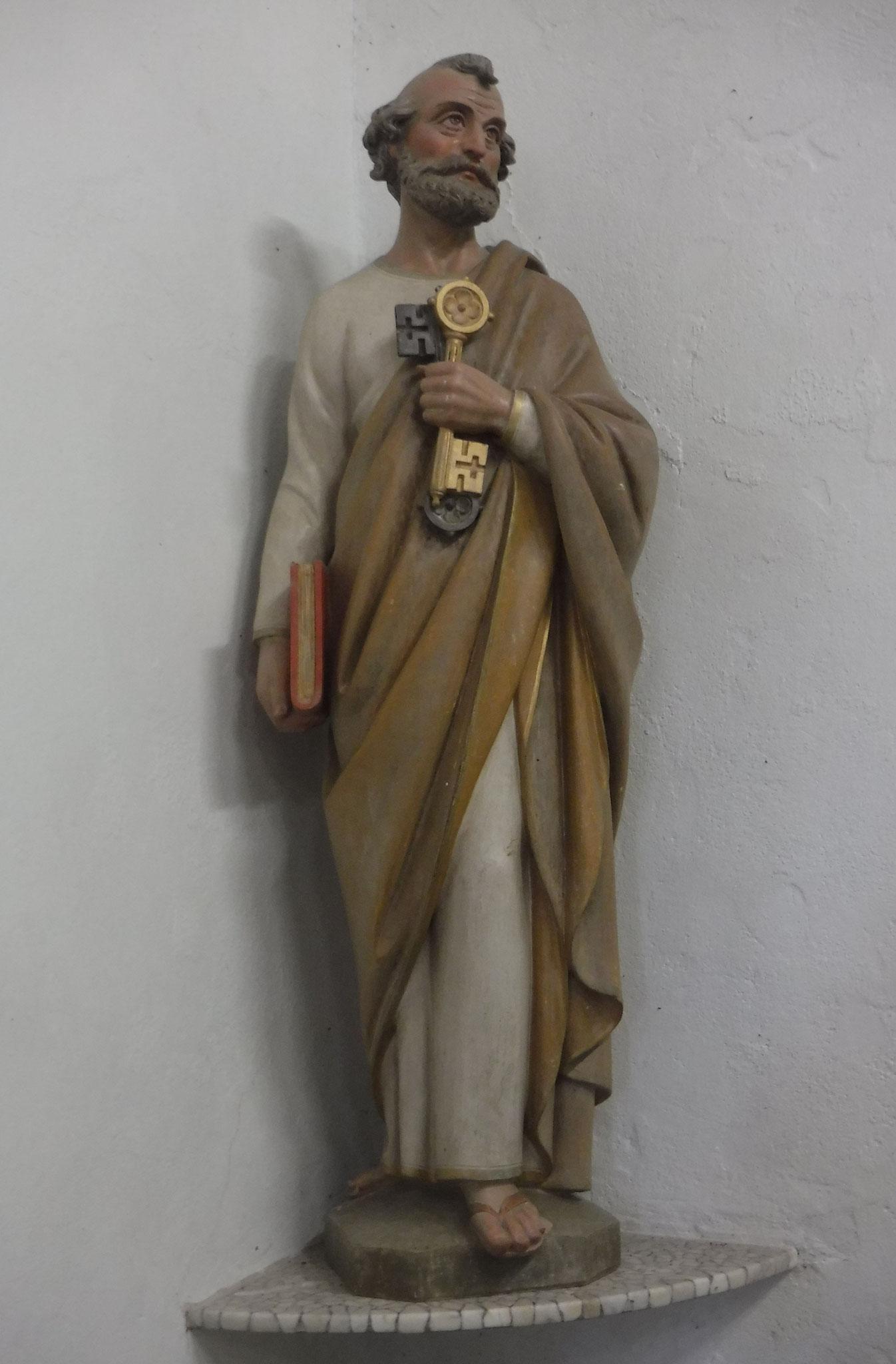 Statue de Saint Pierre