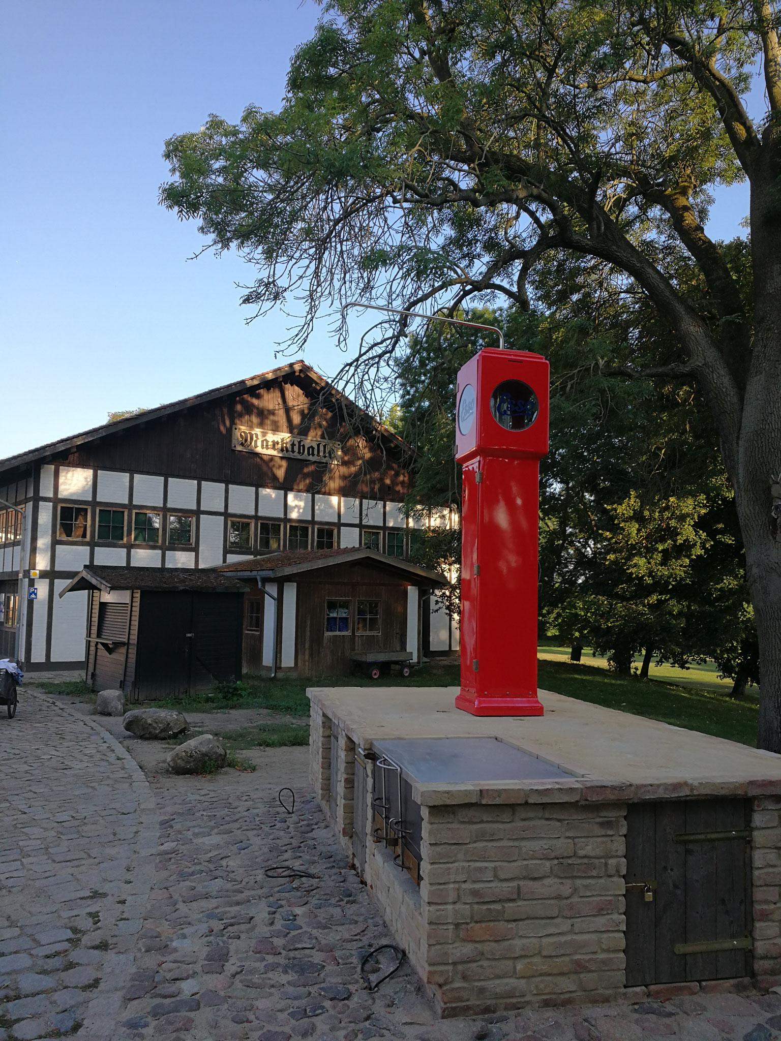 """Ausstellungs-Ort 1, """"Die Markthalle"""""""