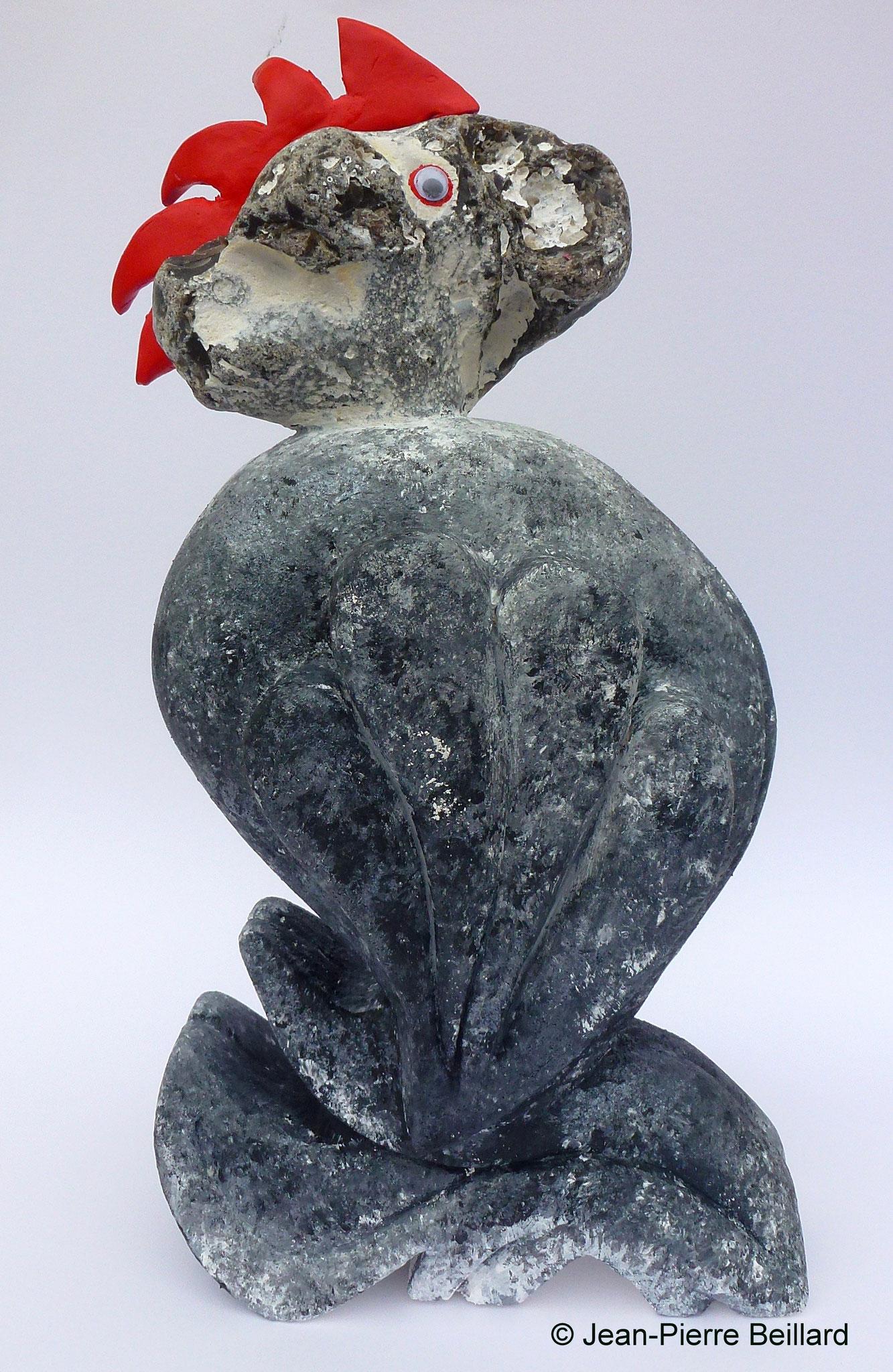 """ Coq'Art"" - Silex et faux silex"