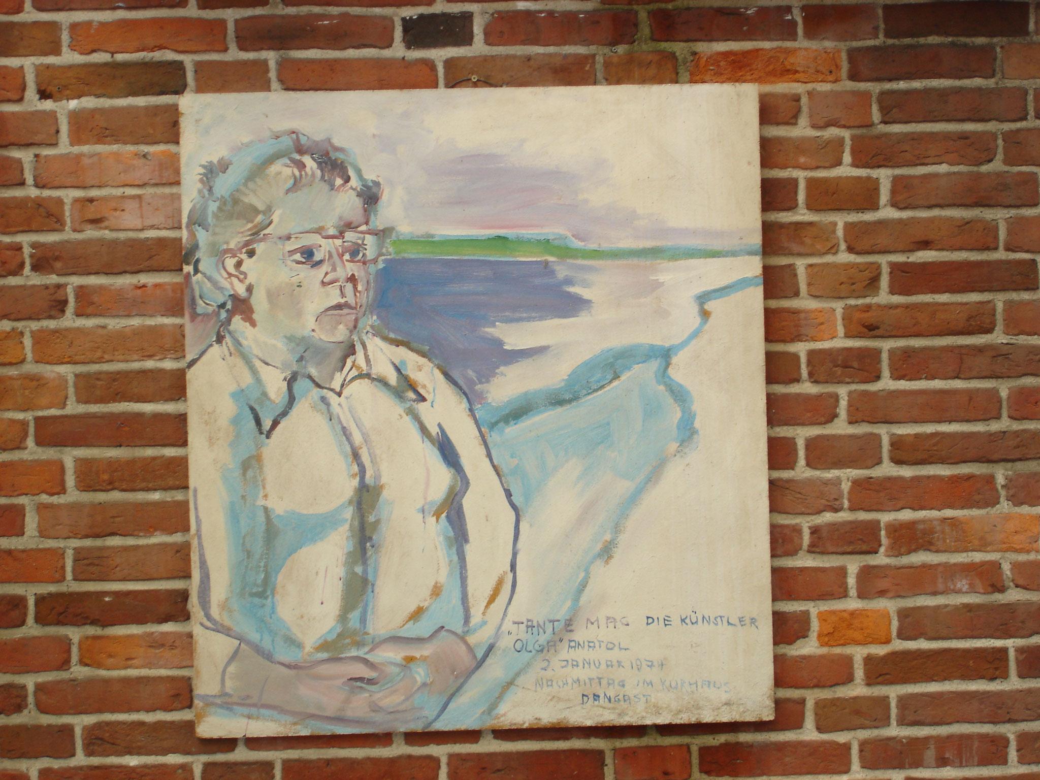Im Kurhaus Dangast - ein Bild von Anatol