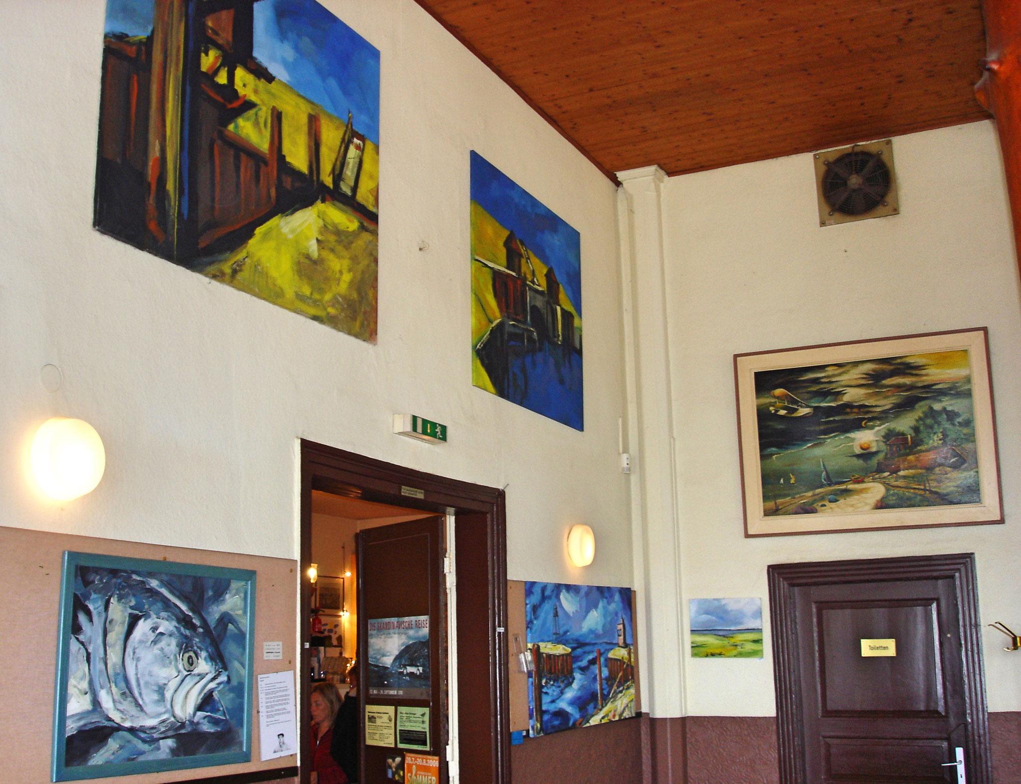 Kunst im Kurhaus Dangast