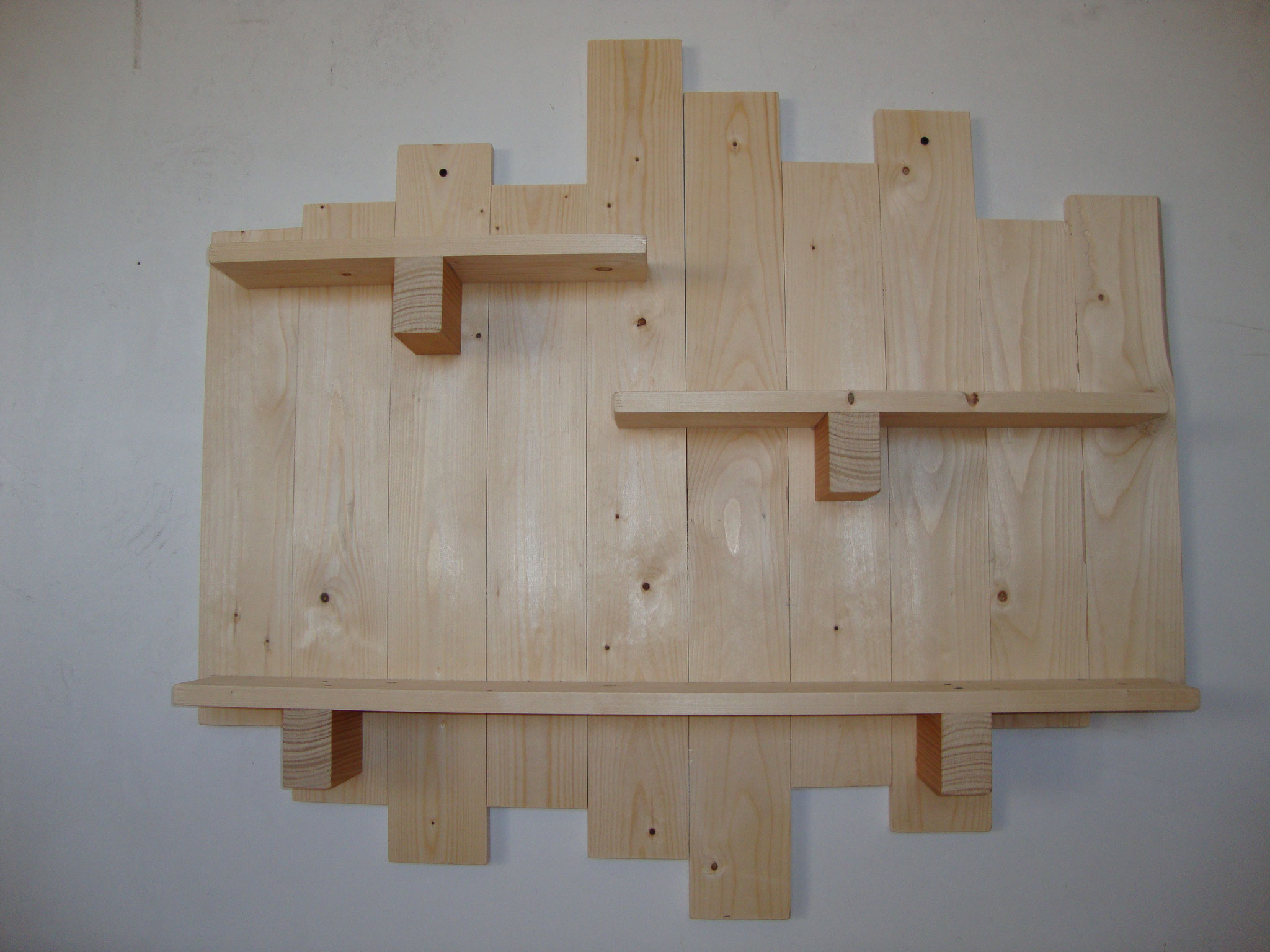 Estanteria C3 ( 100 x 11 x 100 alto )